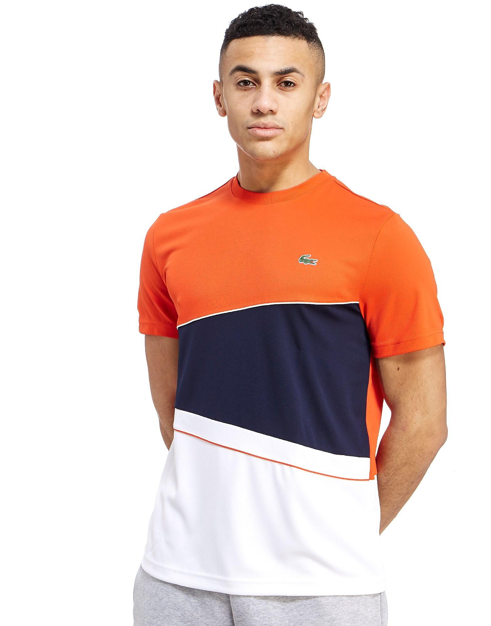 Lacoste Panel Pique T-Shirt