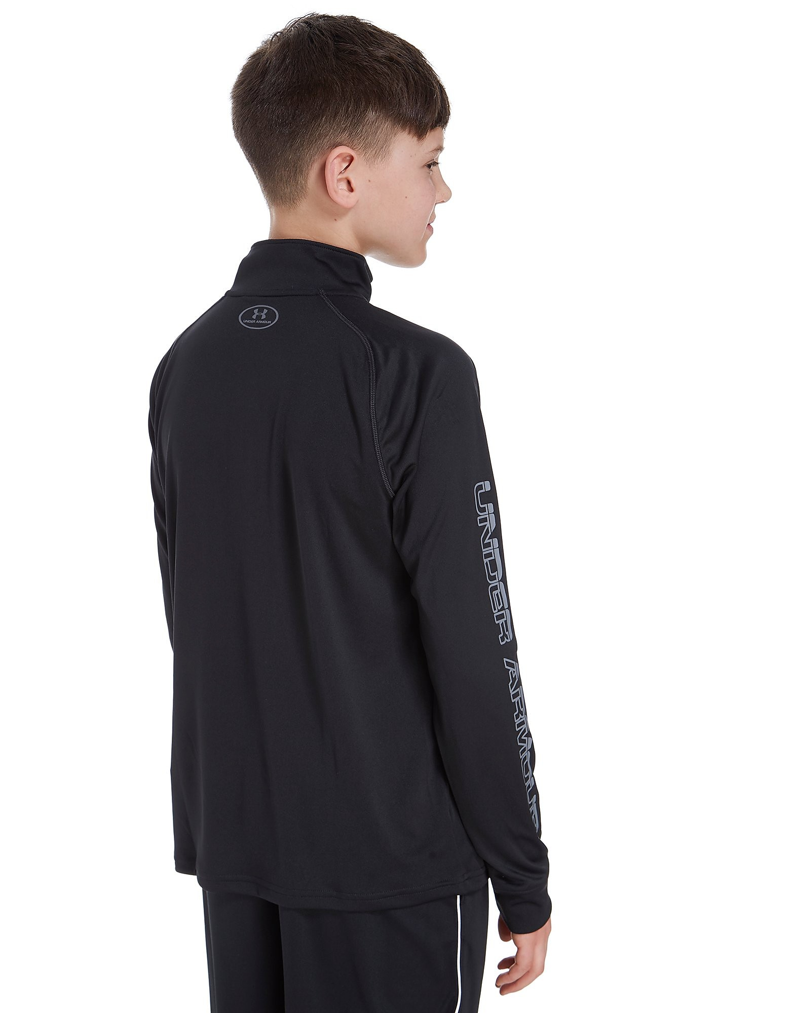 Under Armour Tech Blocked 1/4 Zip Top Junior
