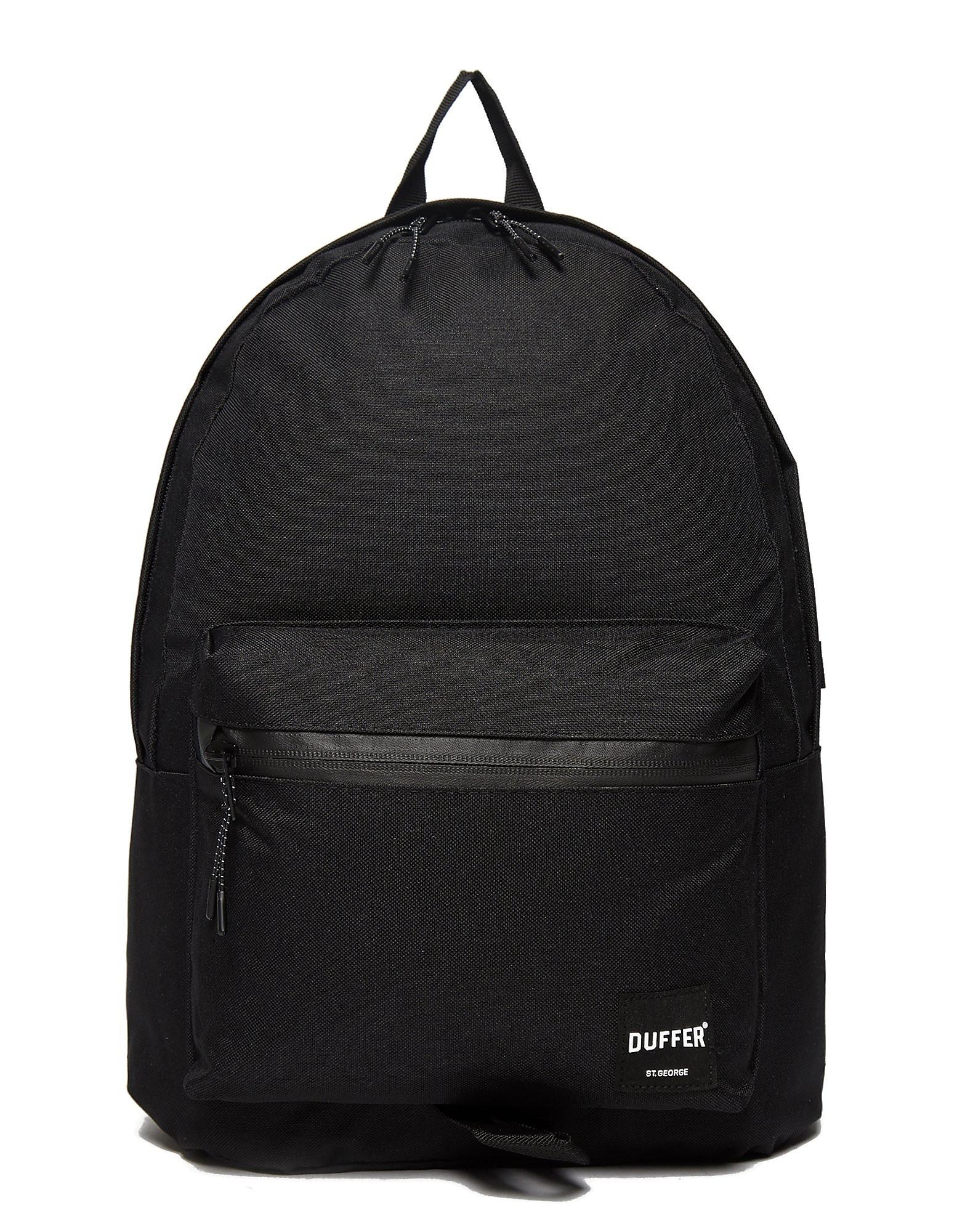 Duffer of St George Black Label Mitel Backpack