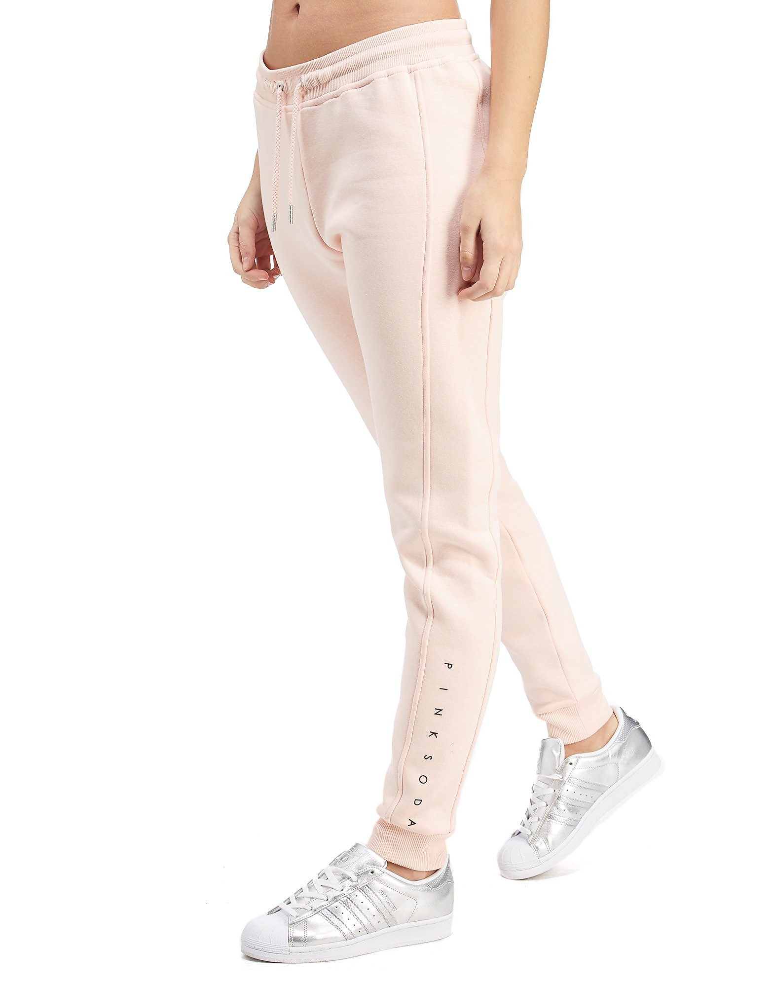 Pink Soda Sport Skinny Fit Jogging Pants