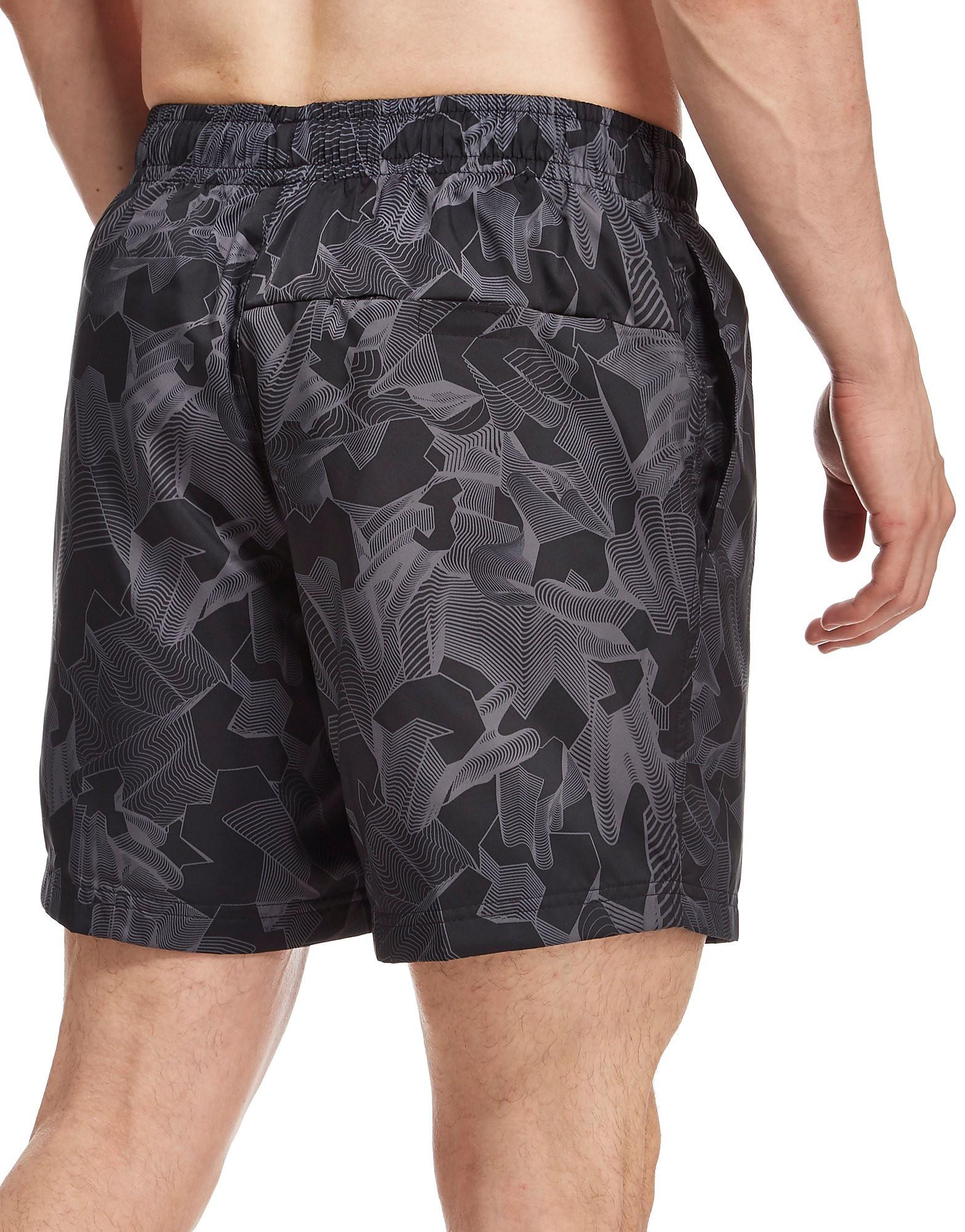 Nike All-Over Print Swim Shorts