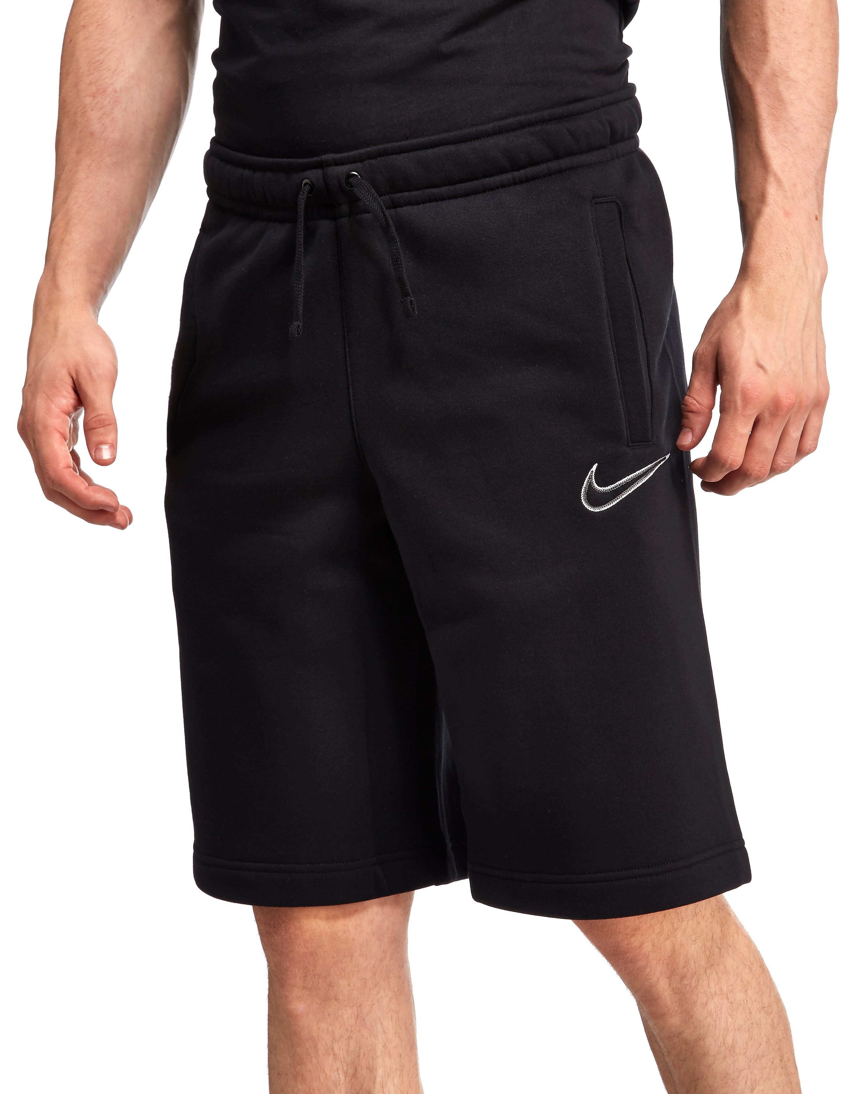 Nike Fleece GX Swoosh Shorts