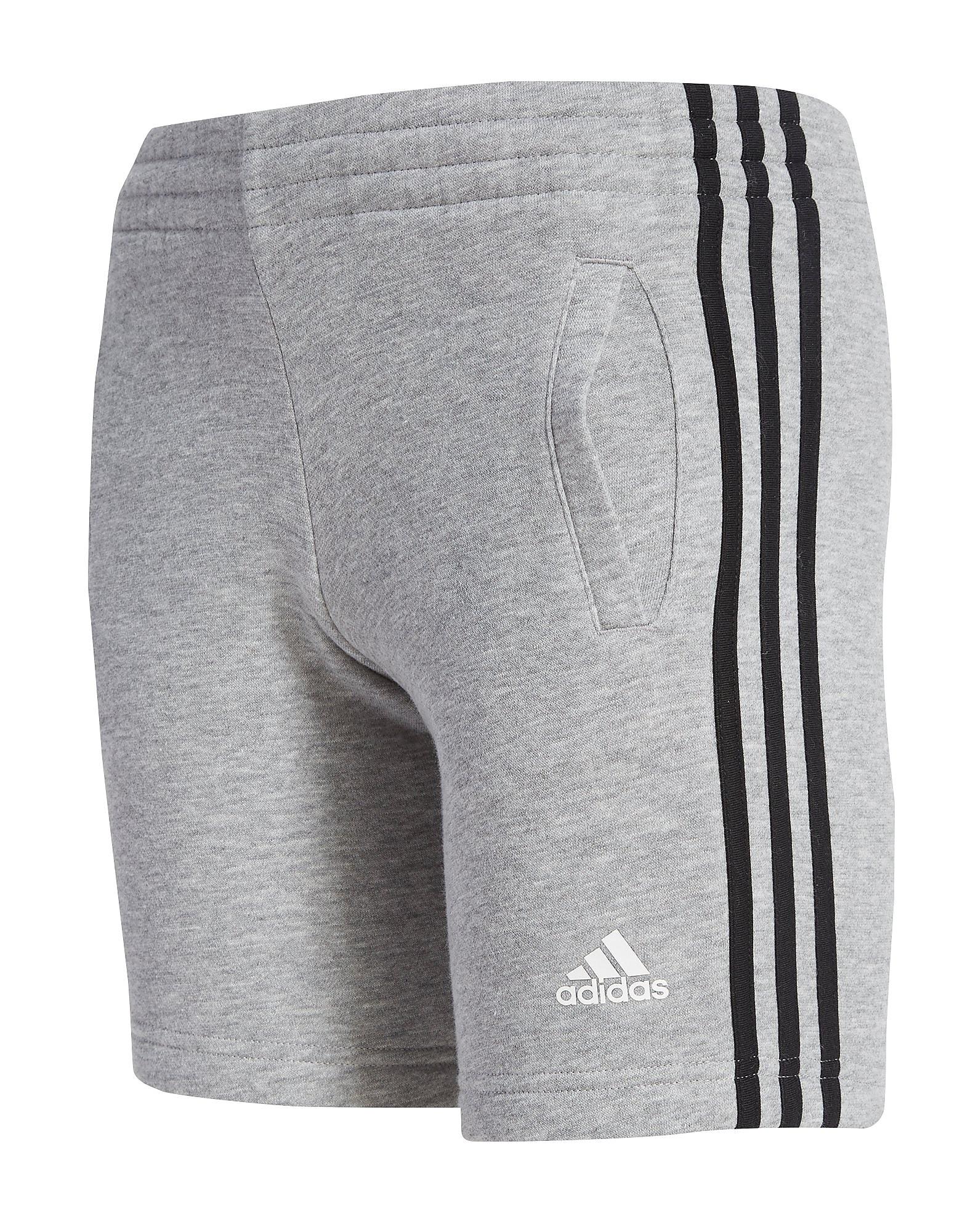 adidas Linear Shorts Children  - Grijs - Kind