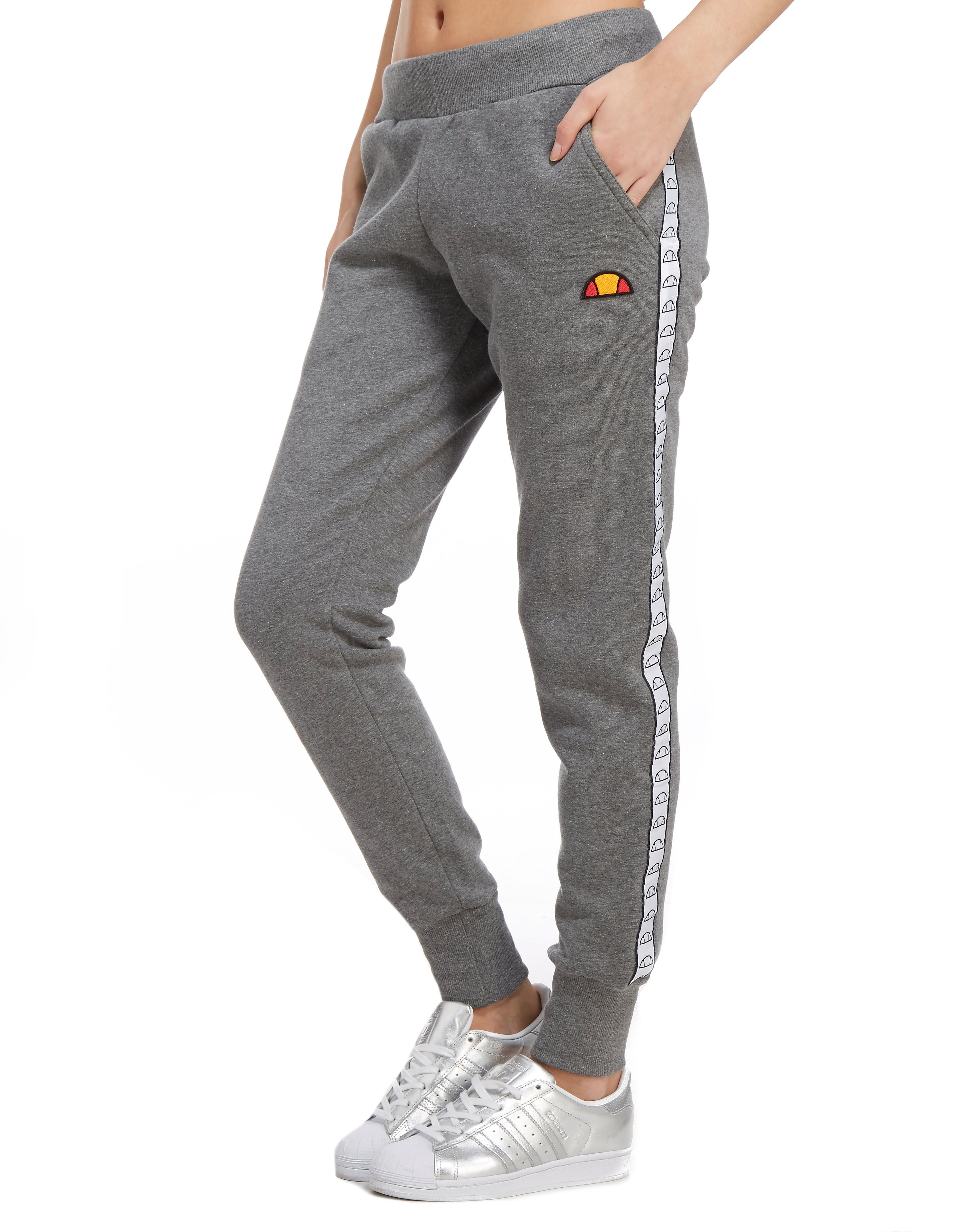 Ellesse Tape Fleece Pants Femme