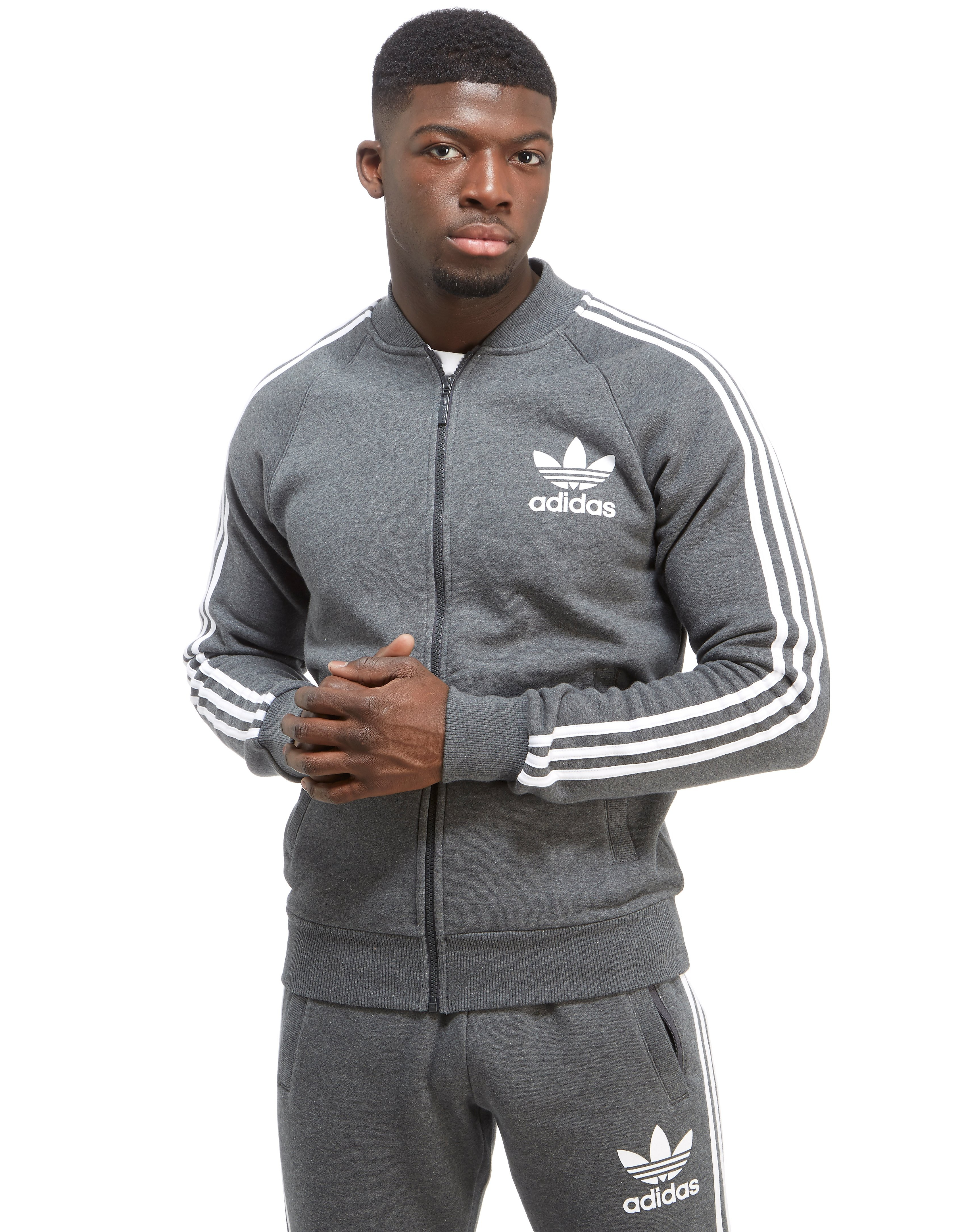 adidas Originals California Fleece Track Top