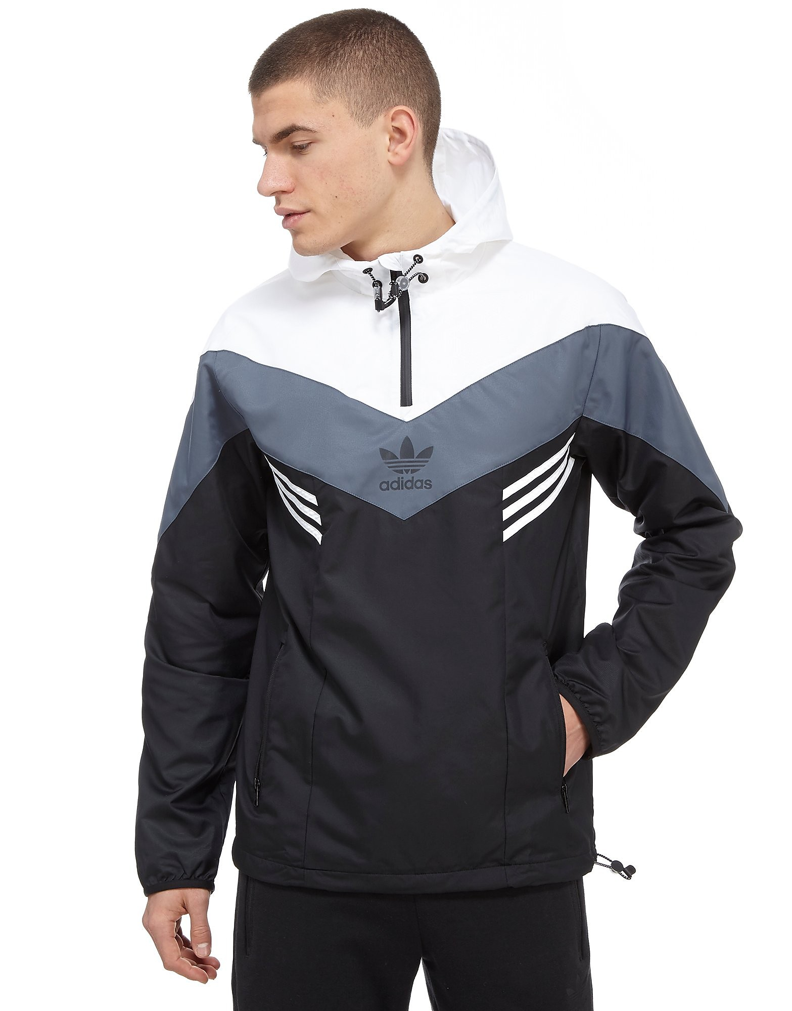 adidas Originals Street Run 1/2 Zip Jacket
