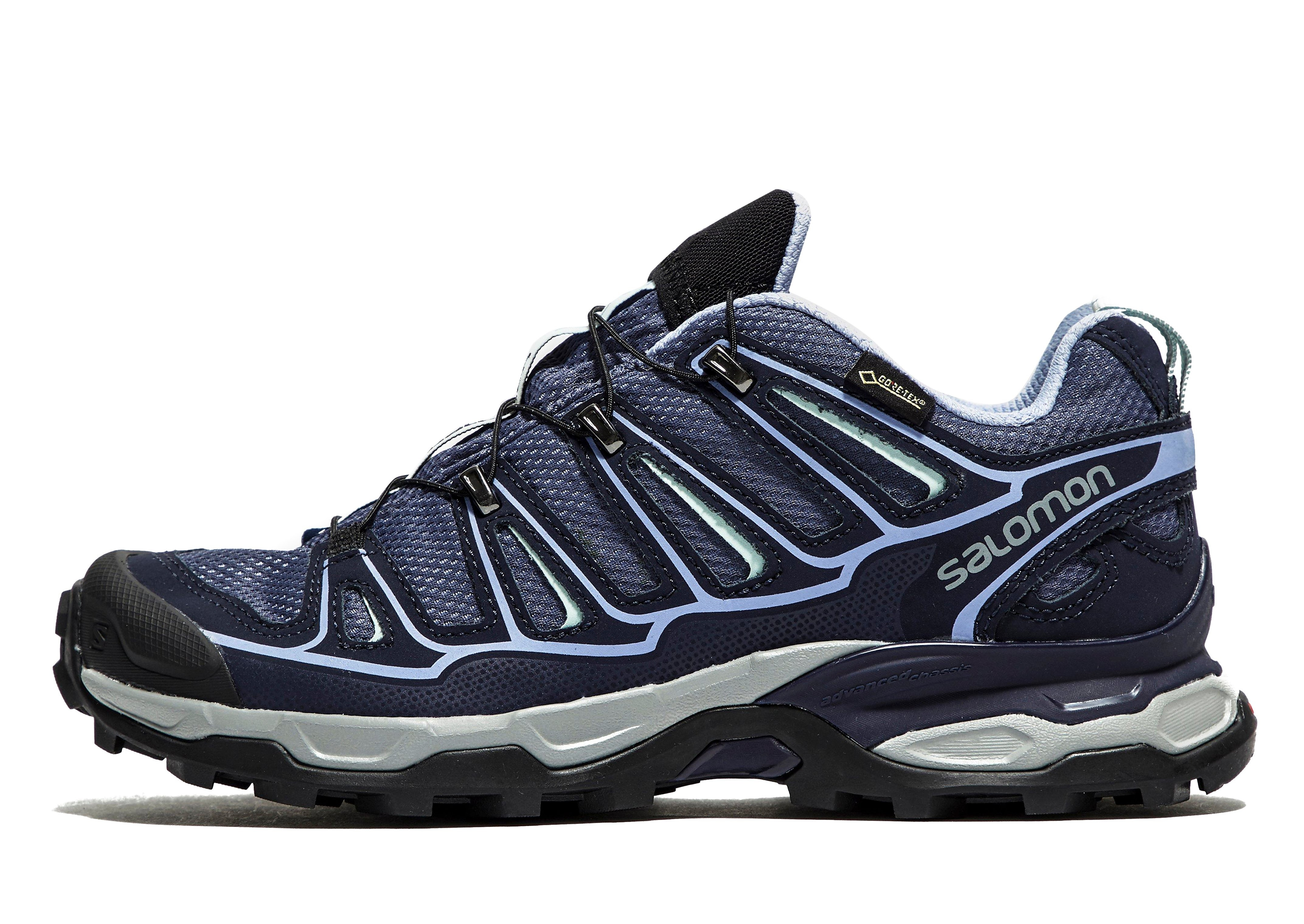 Salomon X Ultra 2 GTX Walking Shoes Womens