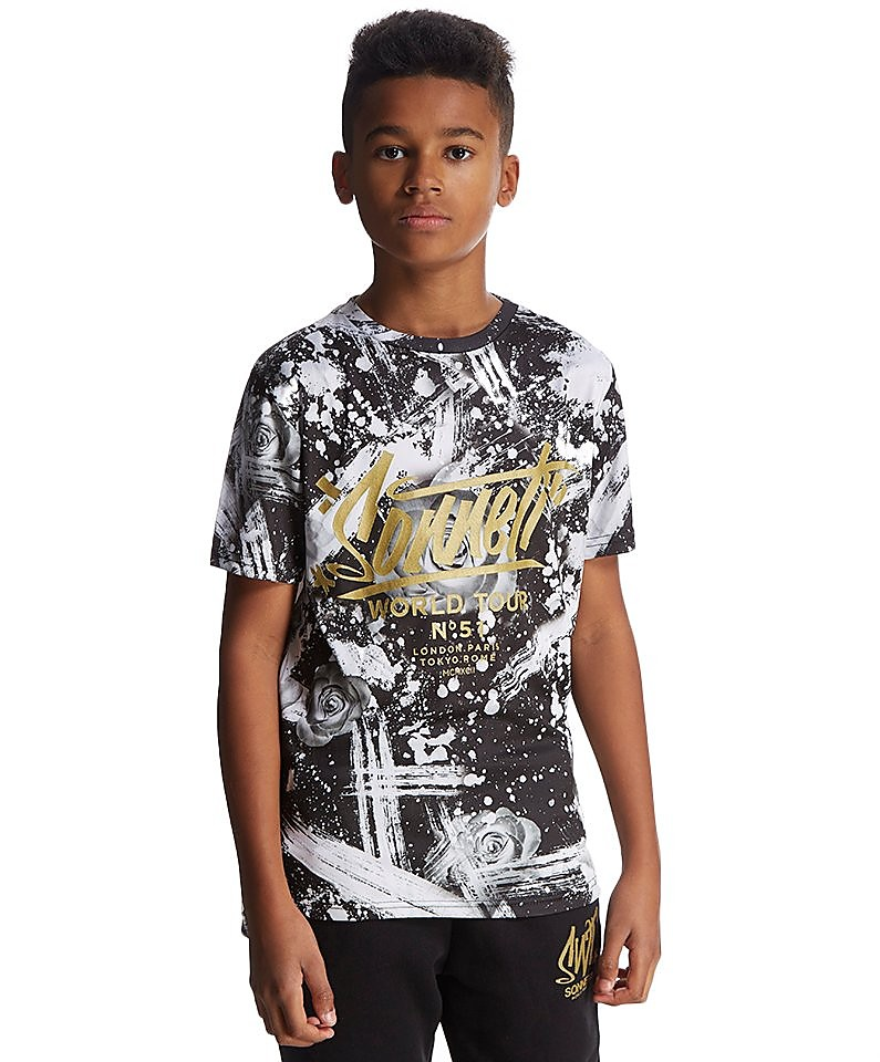 Sonneti Paint Rose T-Shirt Junior