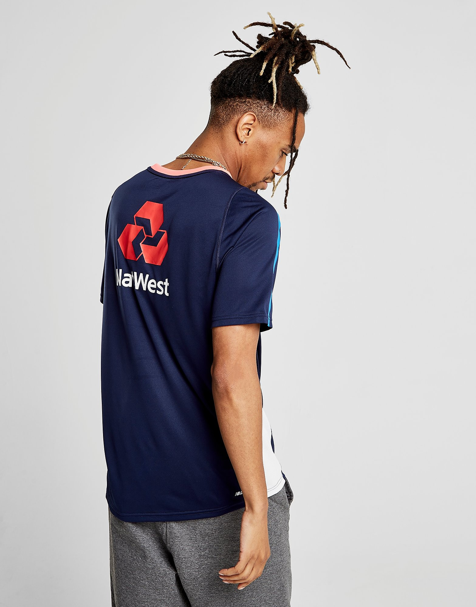 New Balance T-shirt d'entrainement ECB