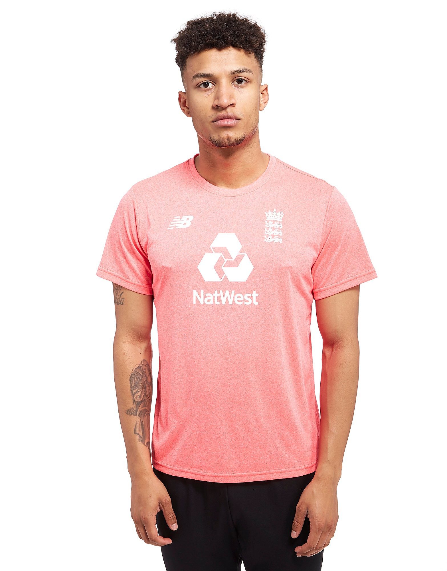 New Balance ECB Training Cotton T-Shirt
