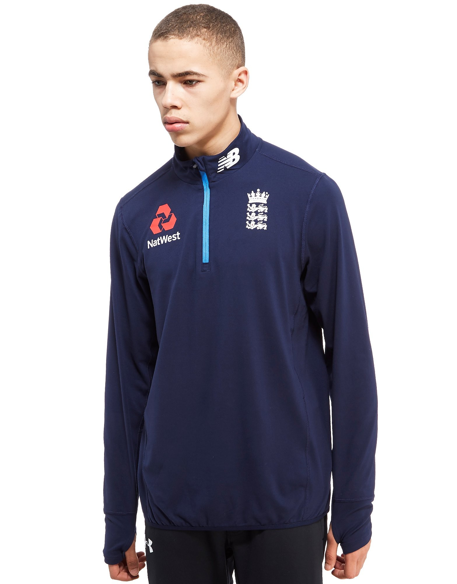 New Balance ECB Training 1/4 Zip Top