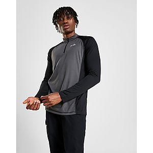 6a5ff3fcbde80b Peter Storm Long Sleeve Zip Tech T-Shirt ...