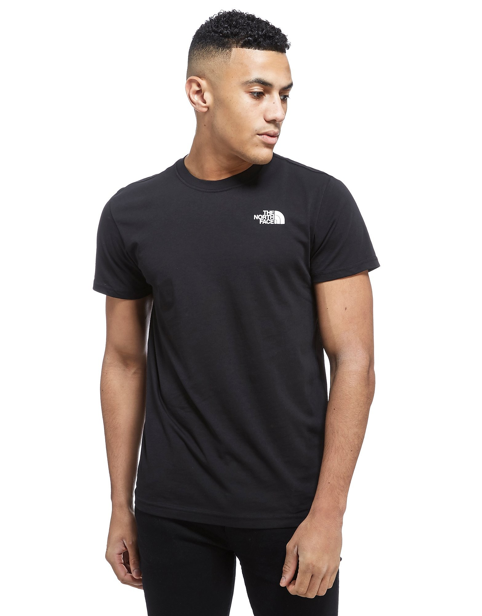The North Face T-shirt Box Logo Homme