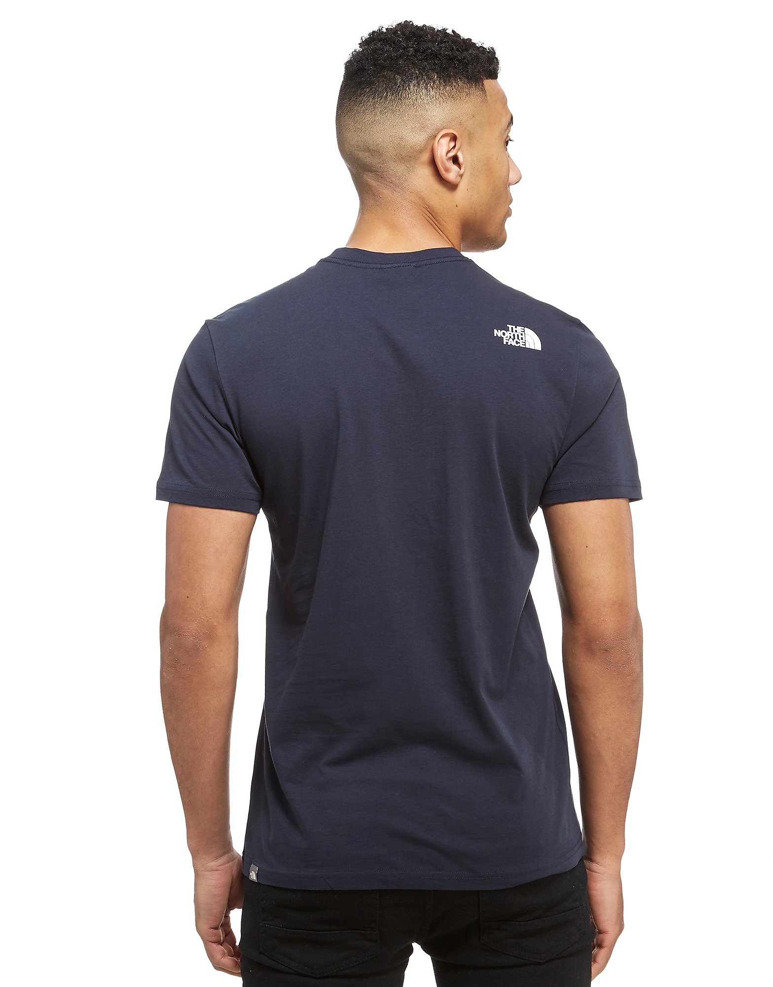 The North Face T-shirt Mountain Box Homme