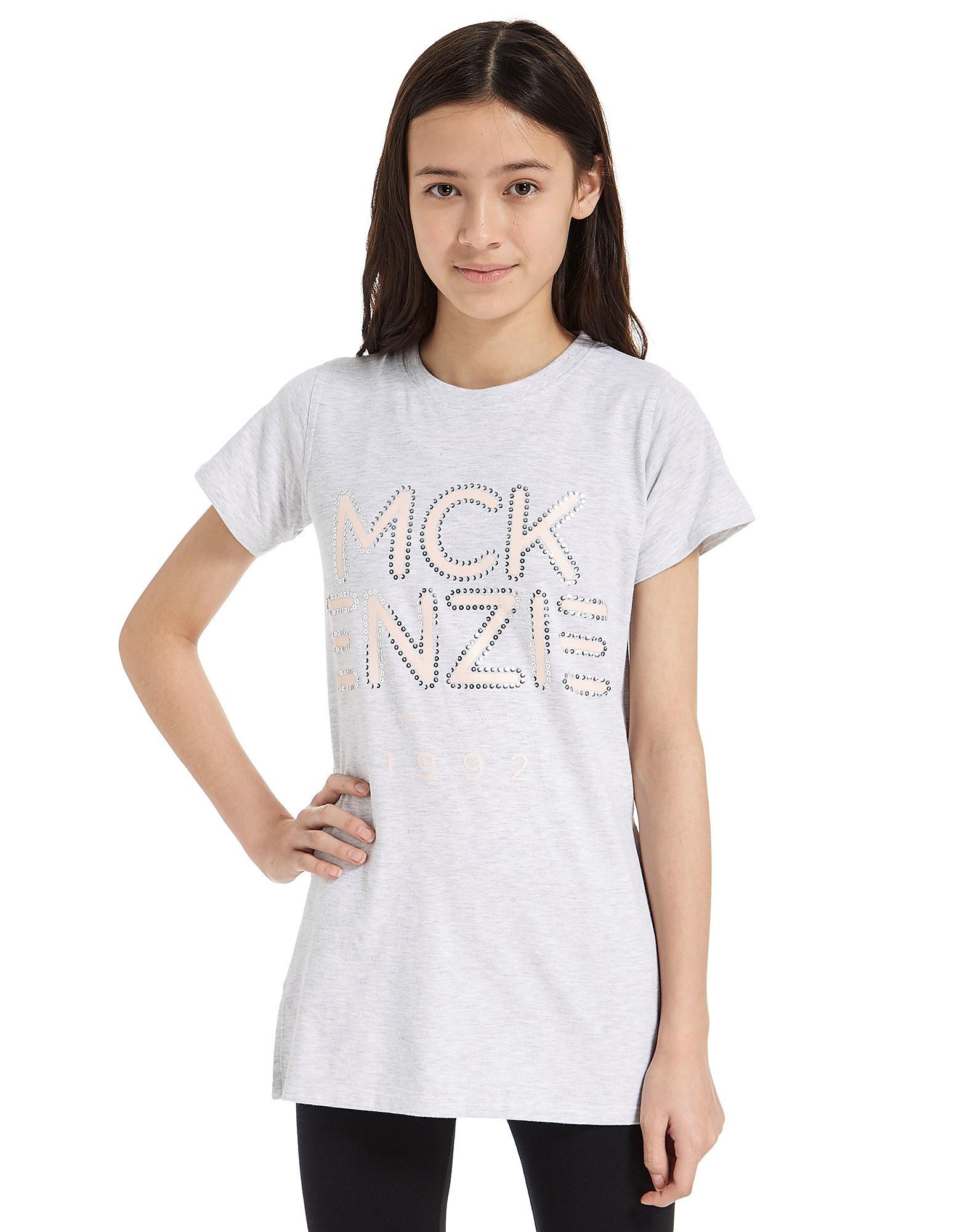 McKenzie T-shirt Jasmin Fille