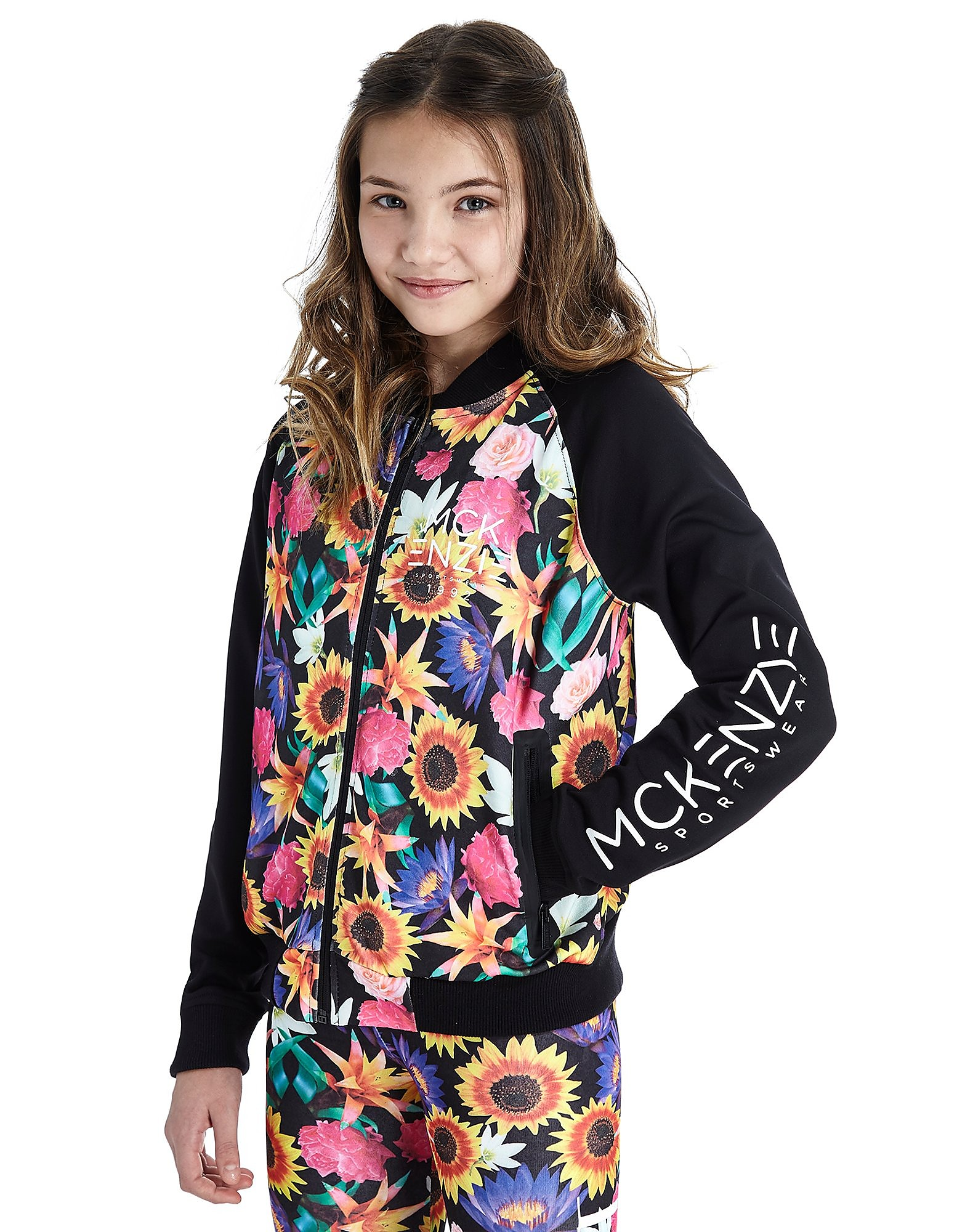 McKenzie Girls' Poppy Bomber Jacket Junior