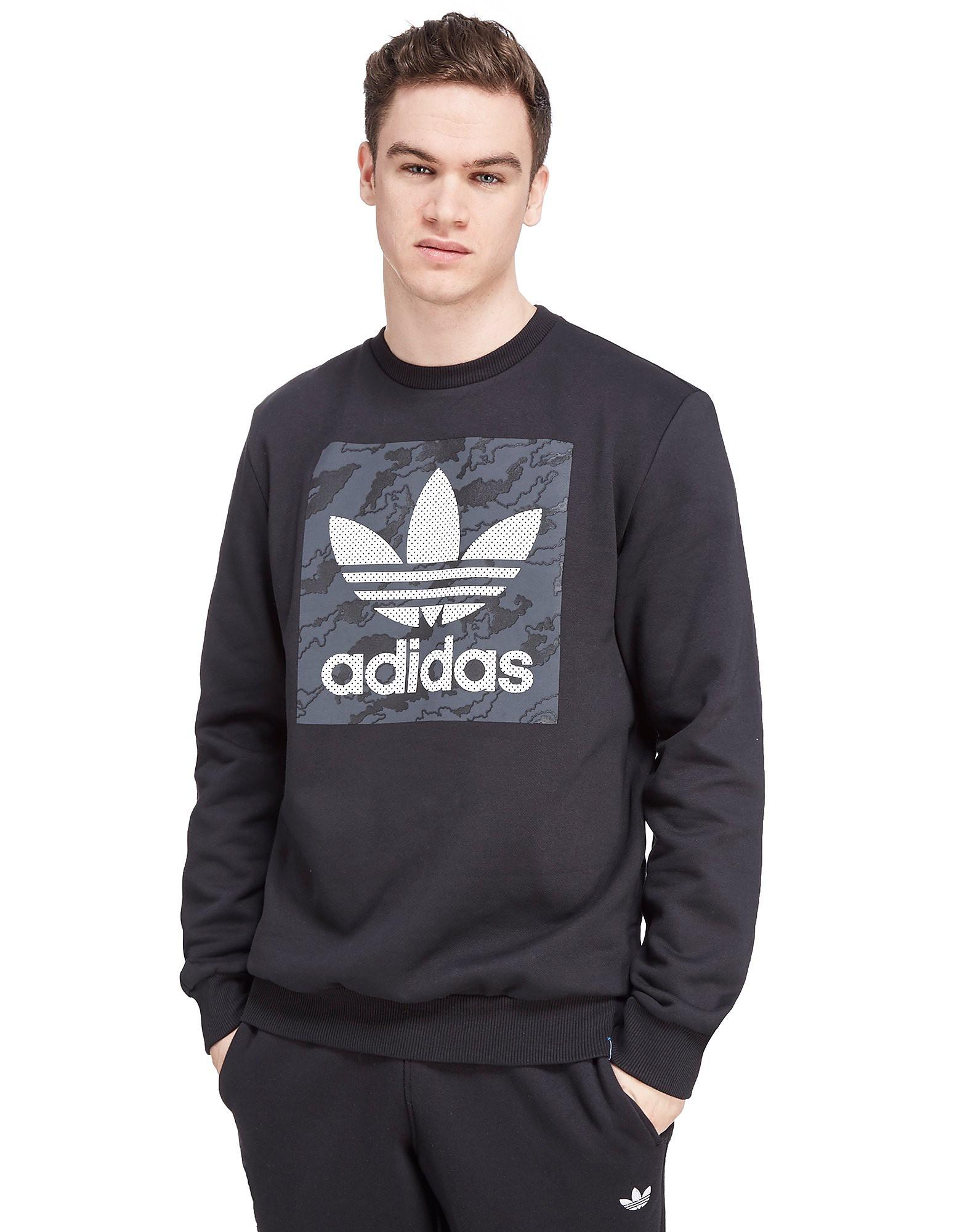 adidas Originals Camo Sweatshirt