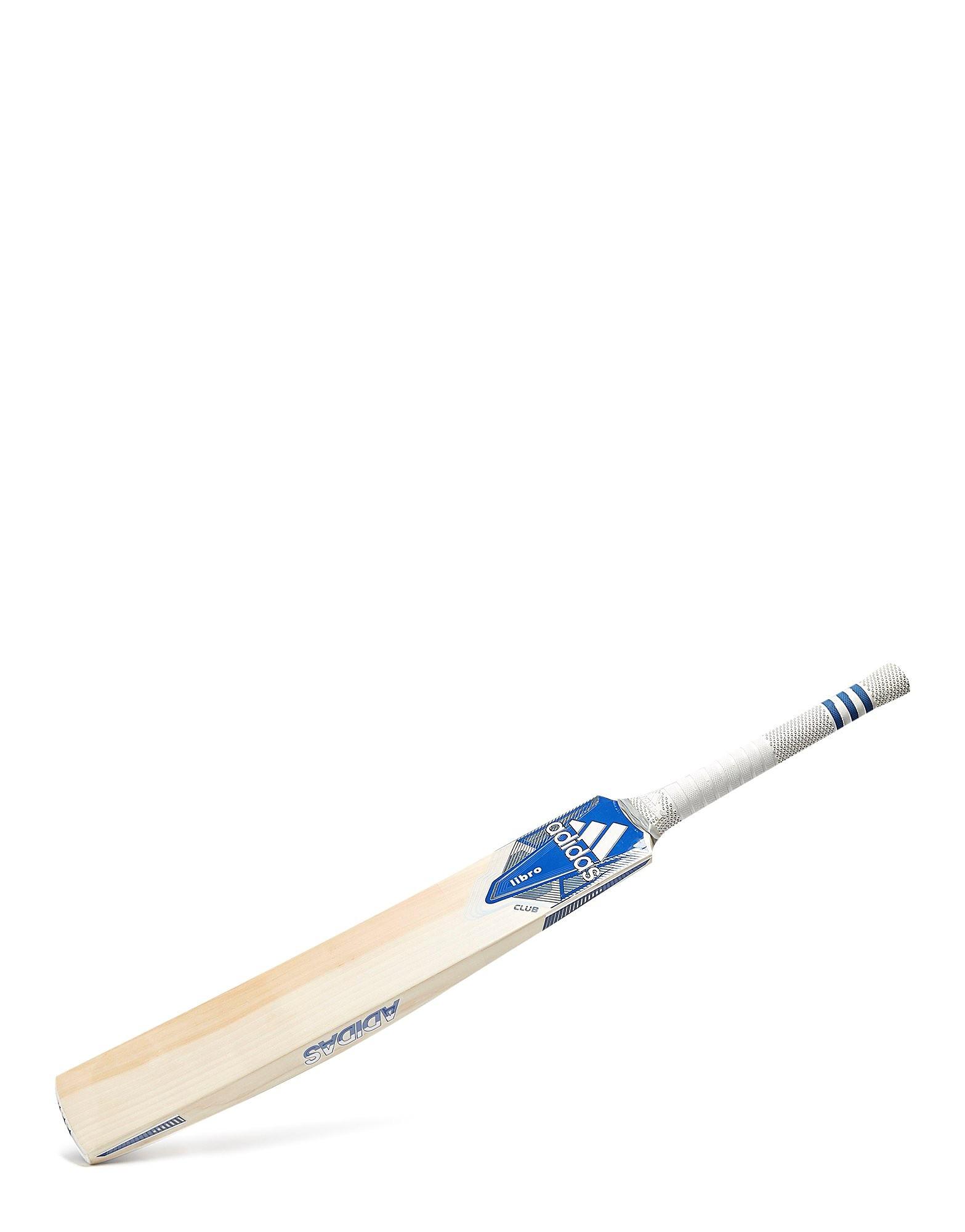 adidas Libro Club Cricket Bat Junior