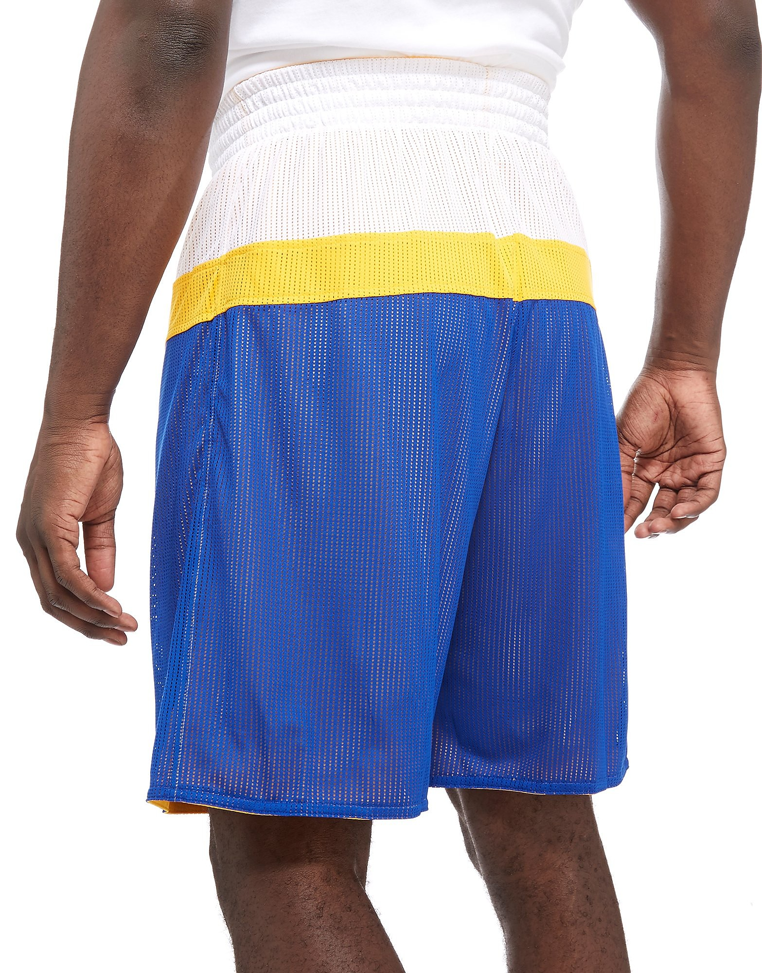 adidas Golden State Warriors Reversible Shorts