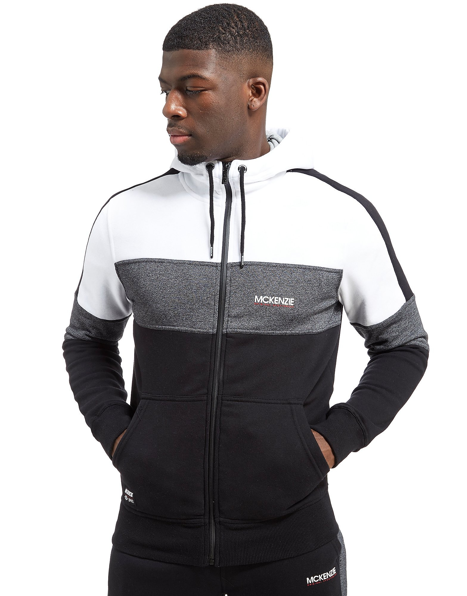 McKenzie Harlech Zip Through Hoody