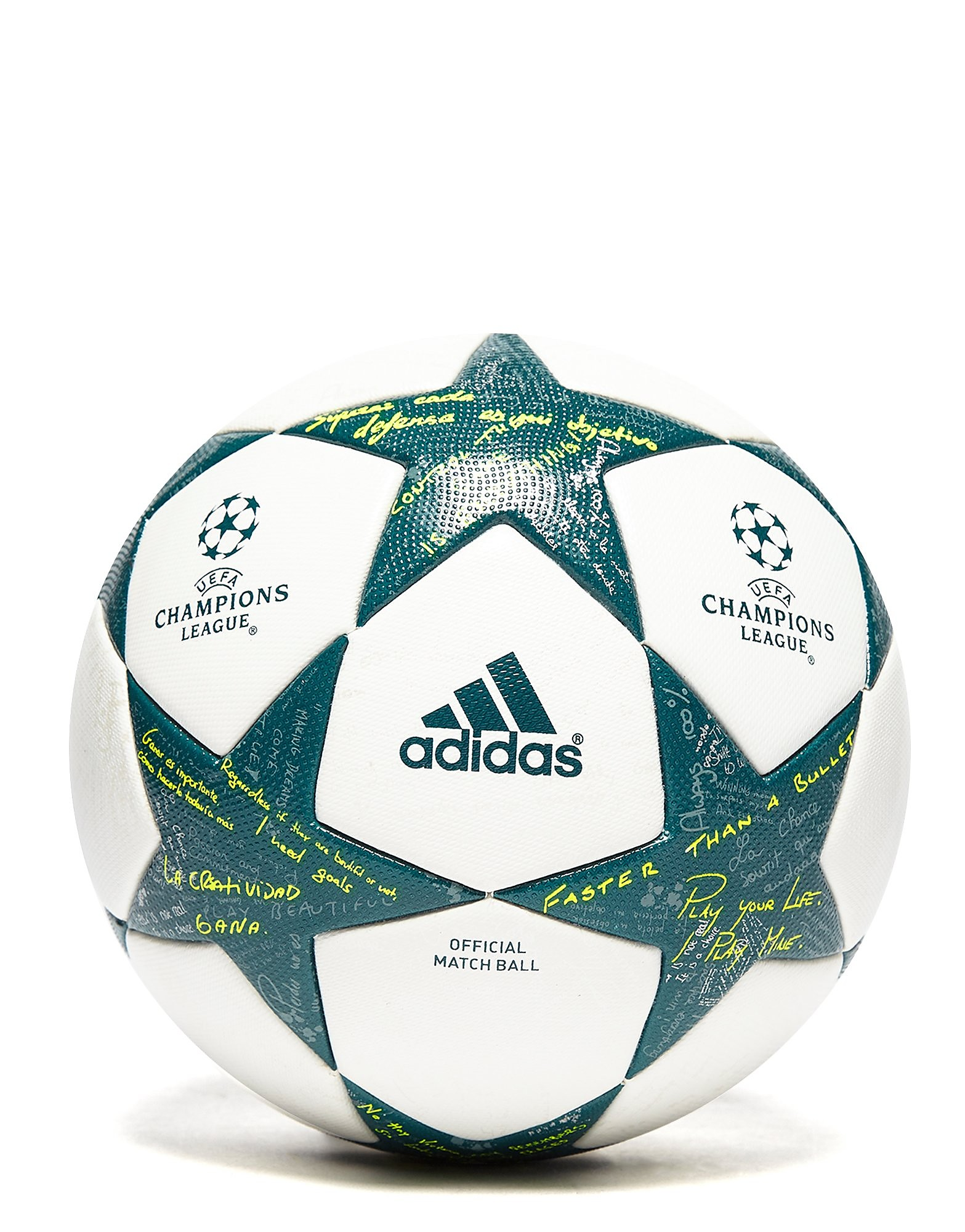 adidas Champions League Finale 2016 Official Match Ball