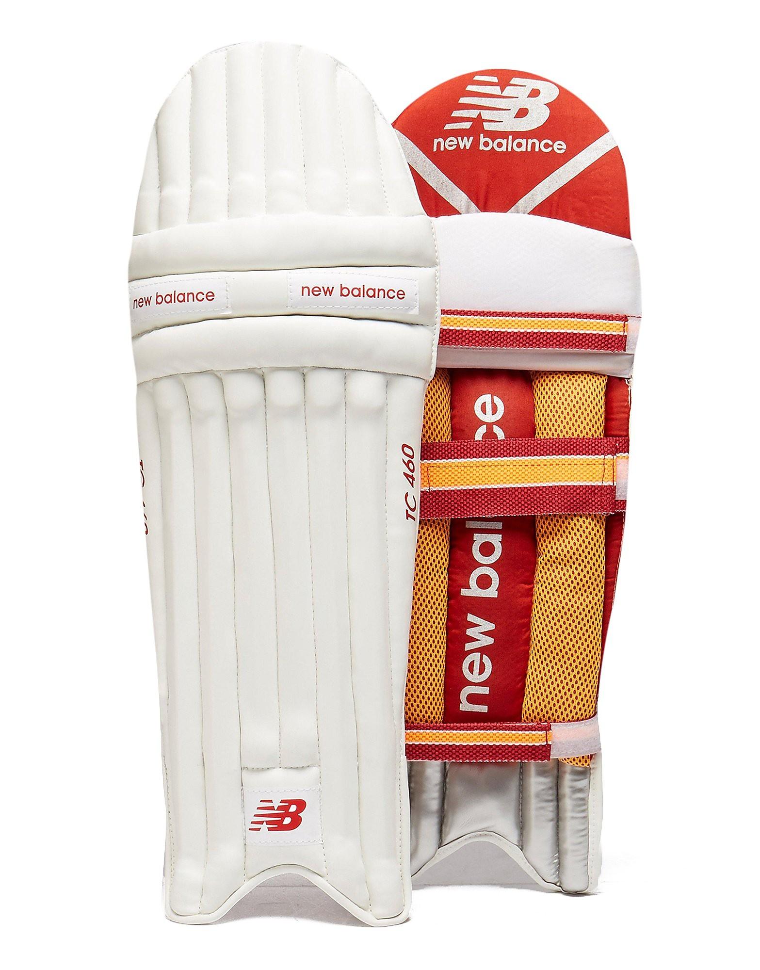 New Balance TC460 Cricket Batting Pads Junior