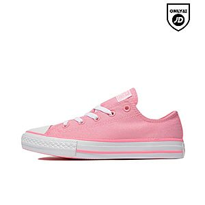 1aa904d6fdd41e 1 Review · Converse All Star Oxford Sparkle Children ...