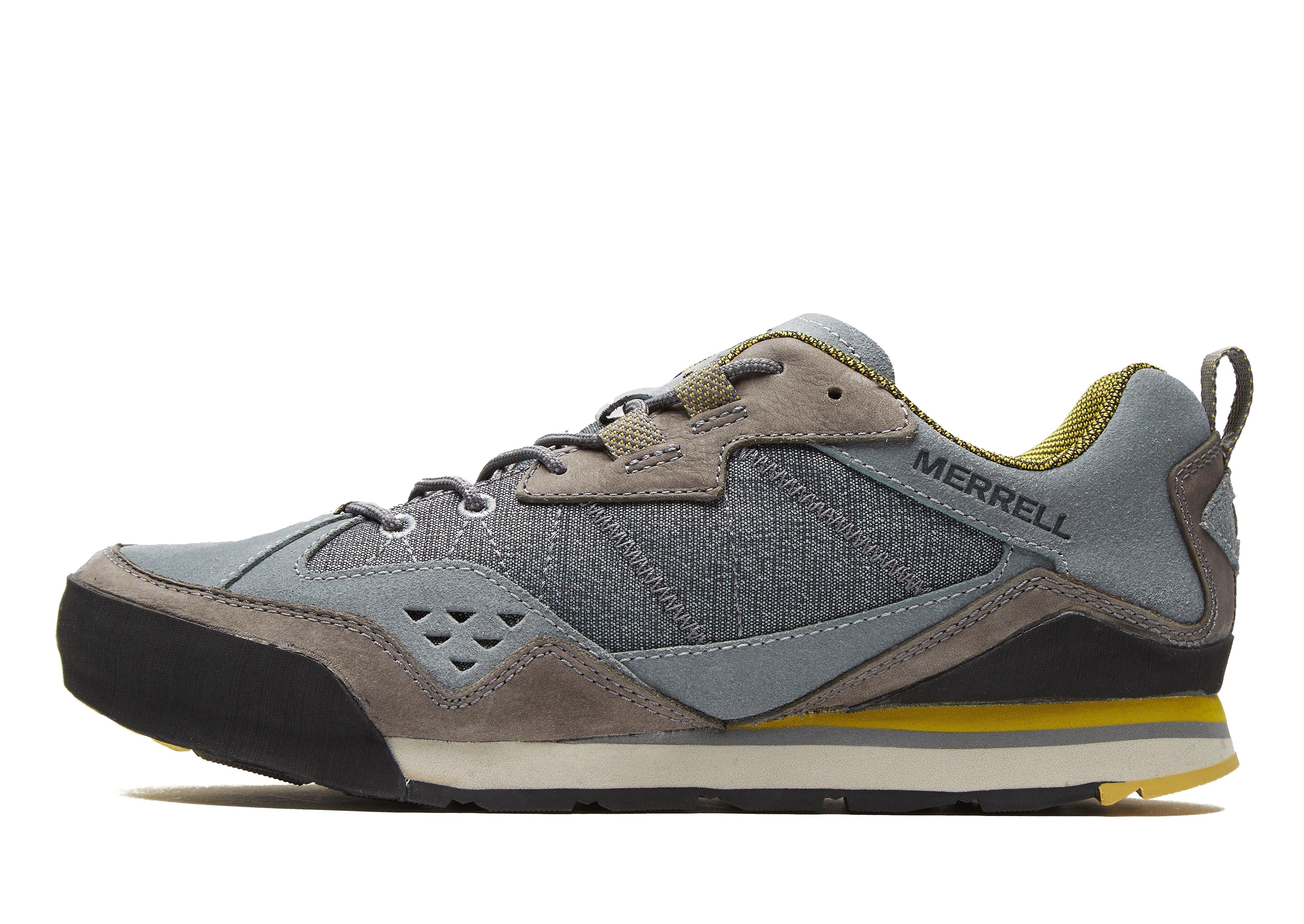 Merrell Burnt Rock Men's Walking Shoes
