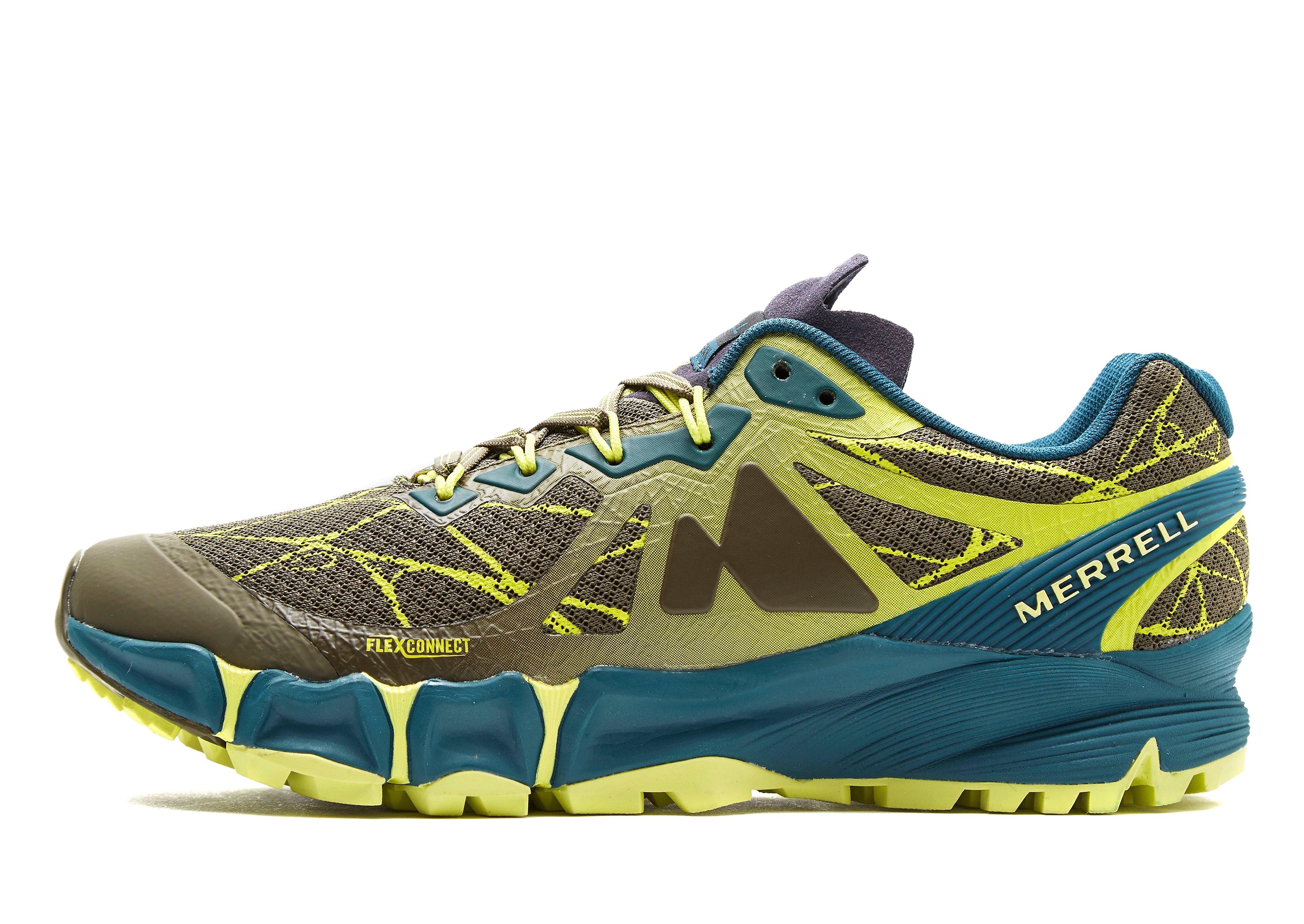 Merrell Agility Peak Flex Men's Trail Running Shoes