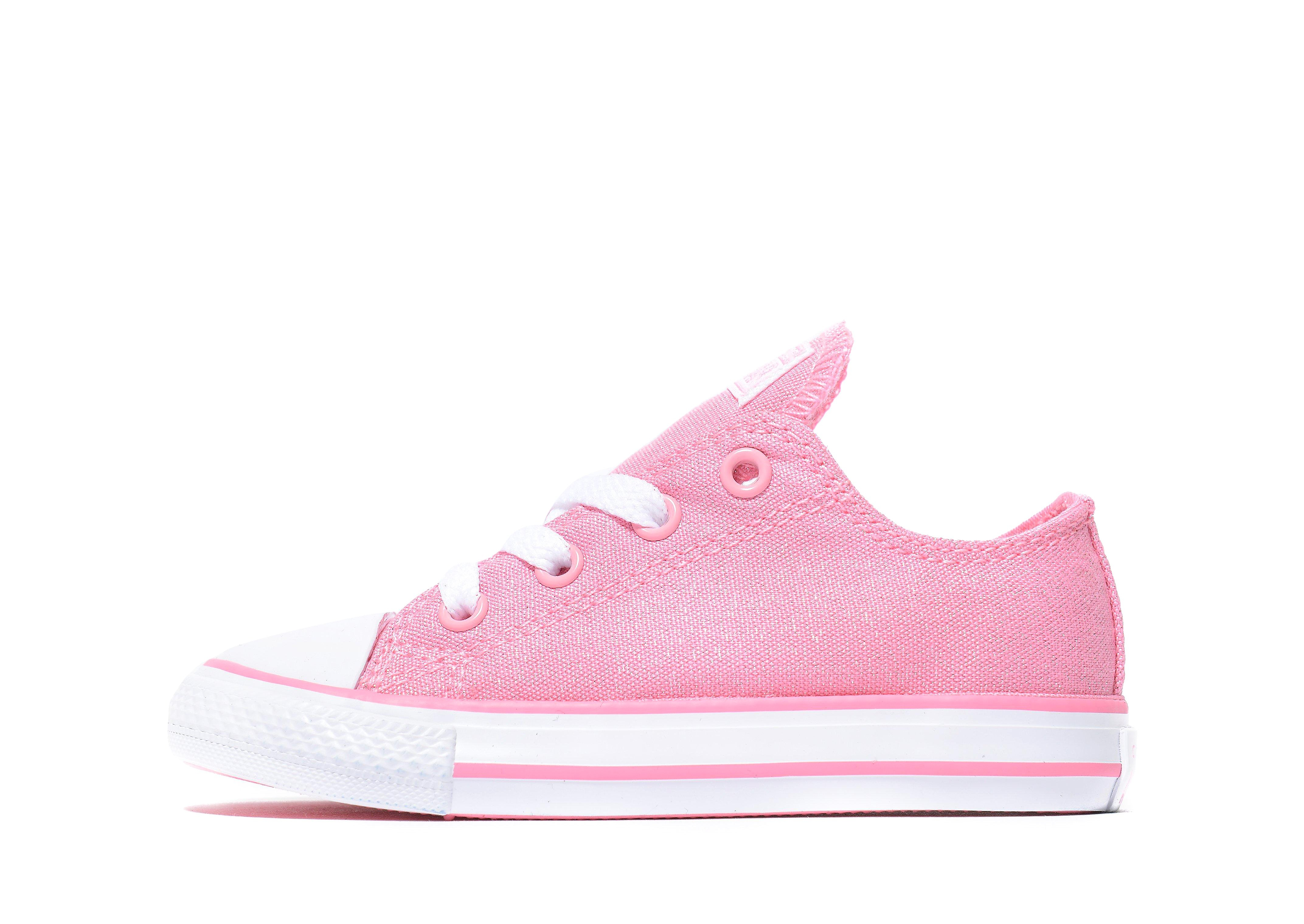 Converse All Star Oxford Sparkle Infant