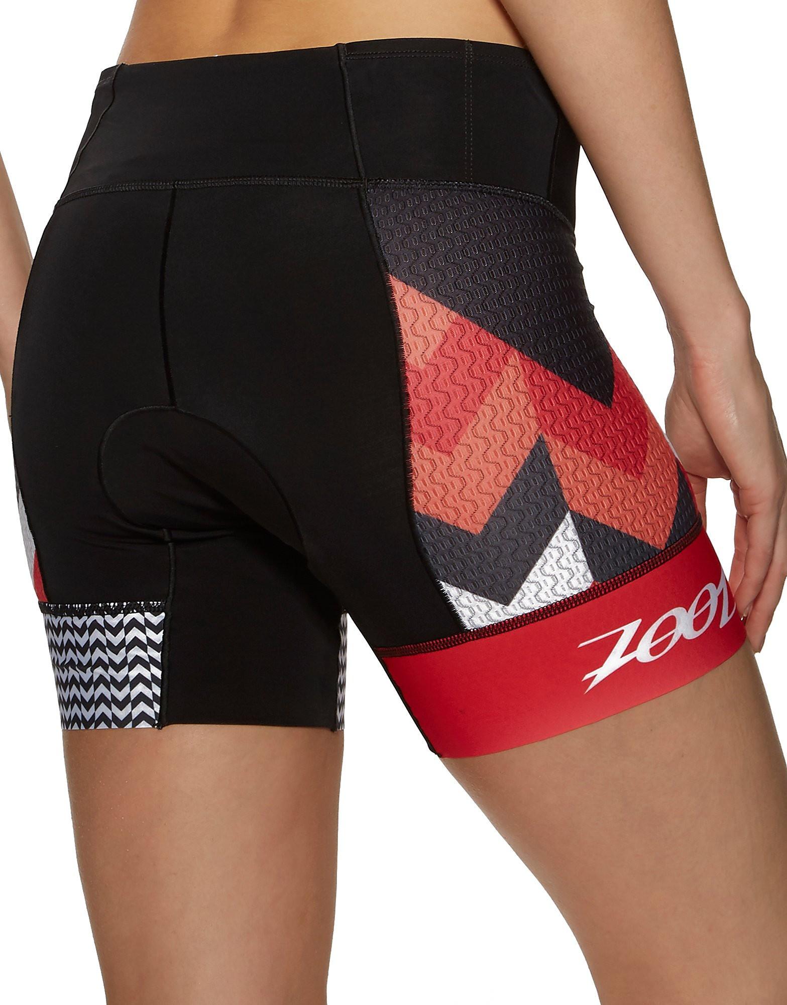 "Zoot Ultra Tri 6"" Women's Triathlon Shorts"