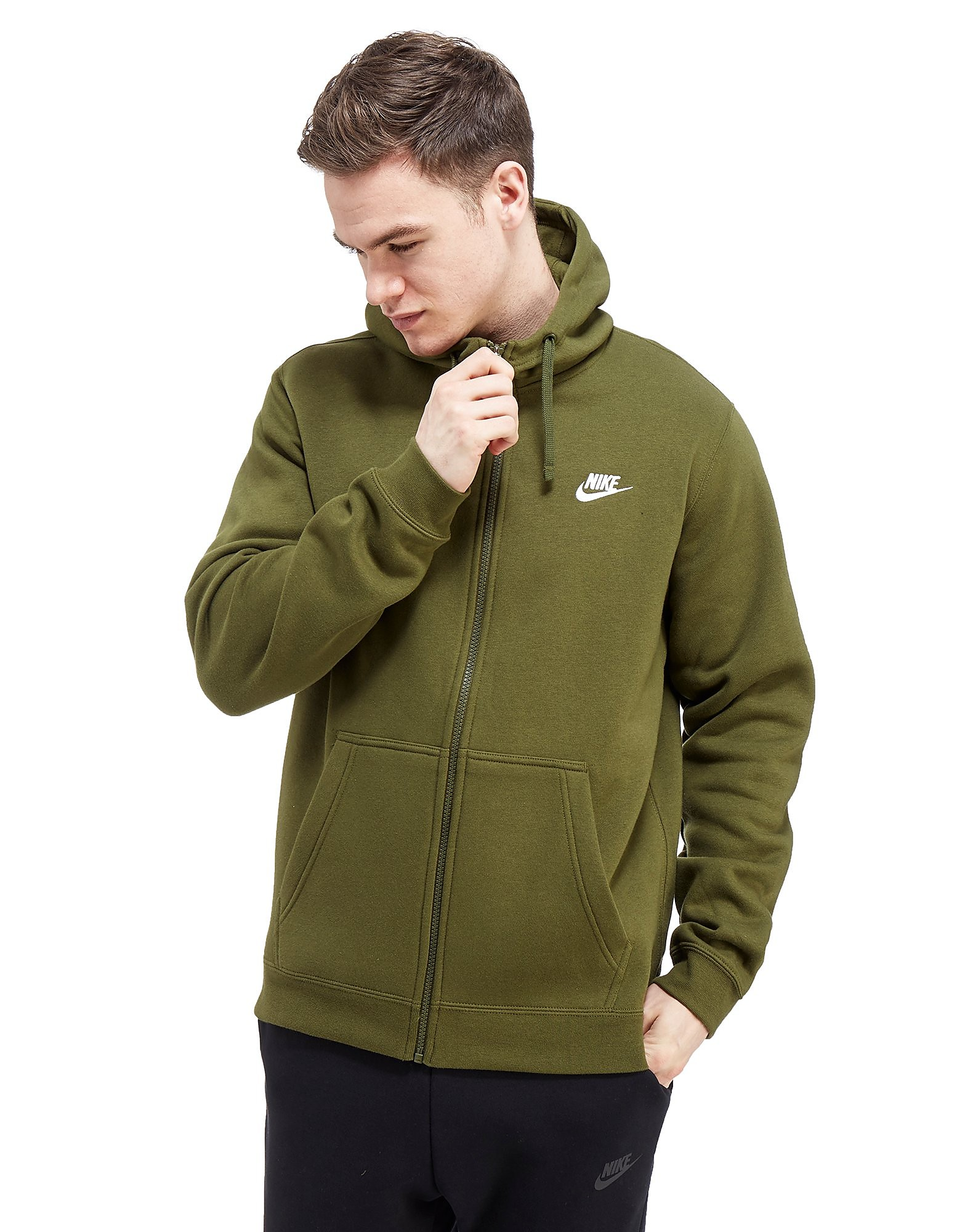 Nike Sudadera con capucha Foundation Fleece Full Zip
