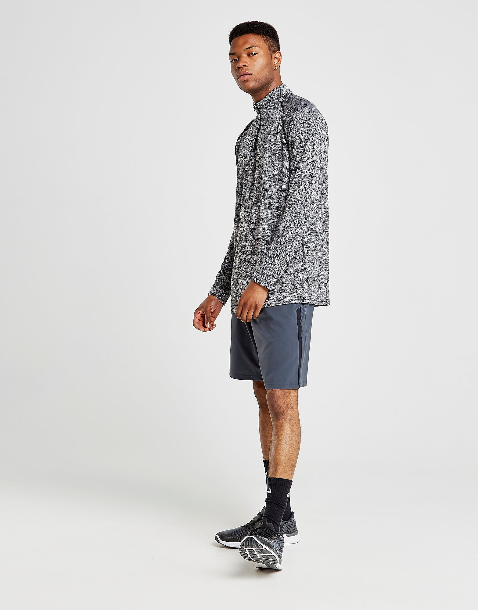 Under Armour Launch 9 Inch Shorts Herre
