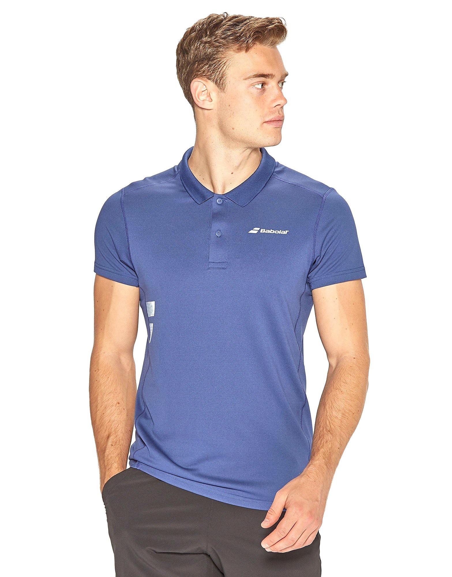 Babolat Core Poly Pique Polo Shirt
