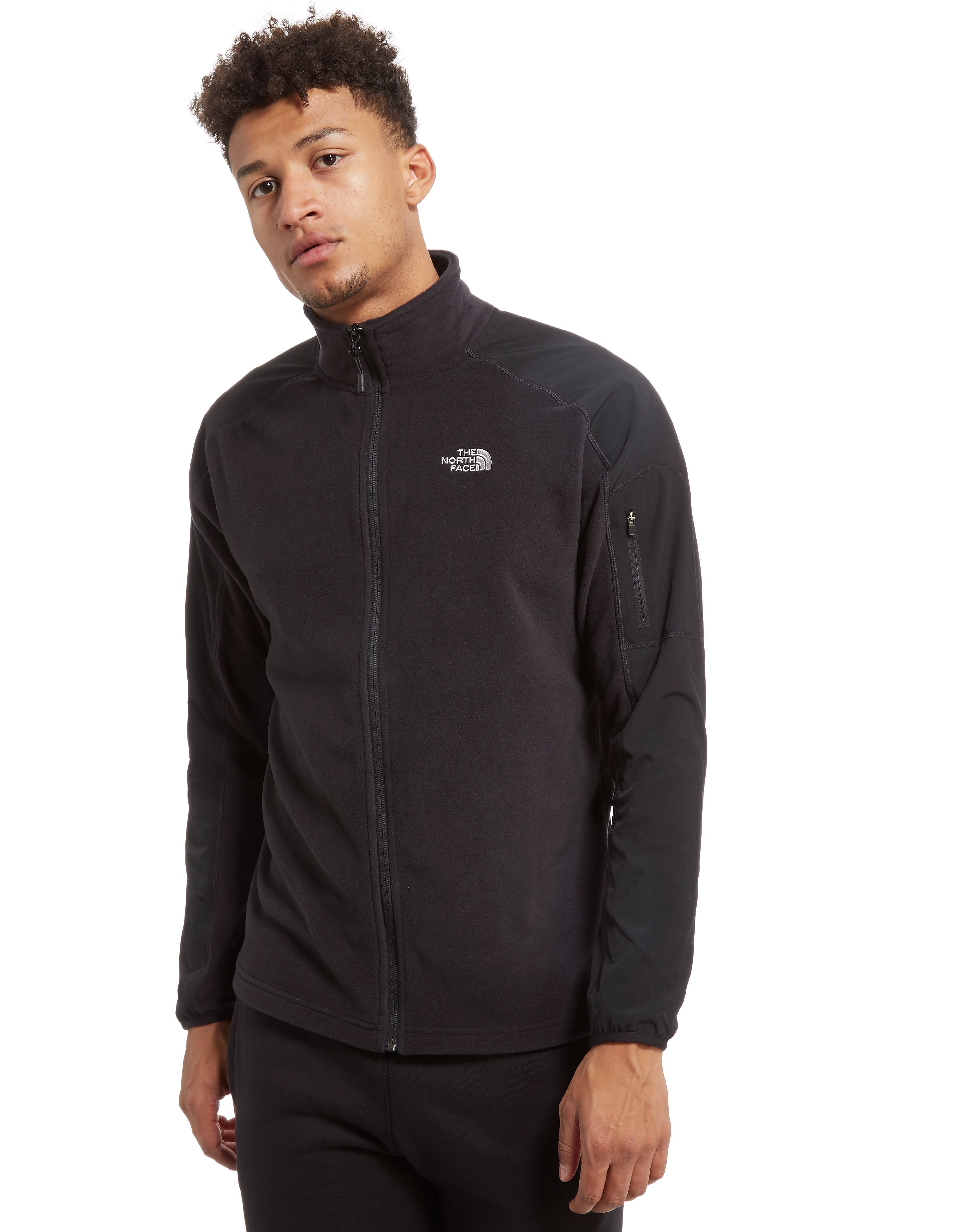 The North Face Glacier Delta Full Zip Fleece