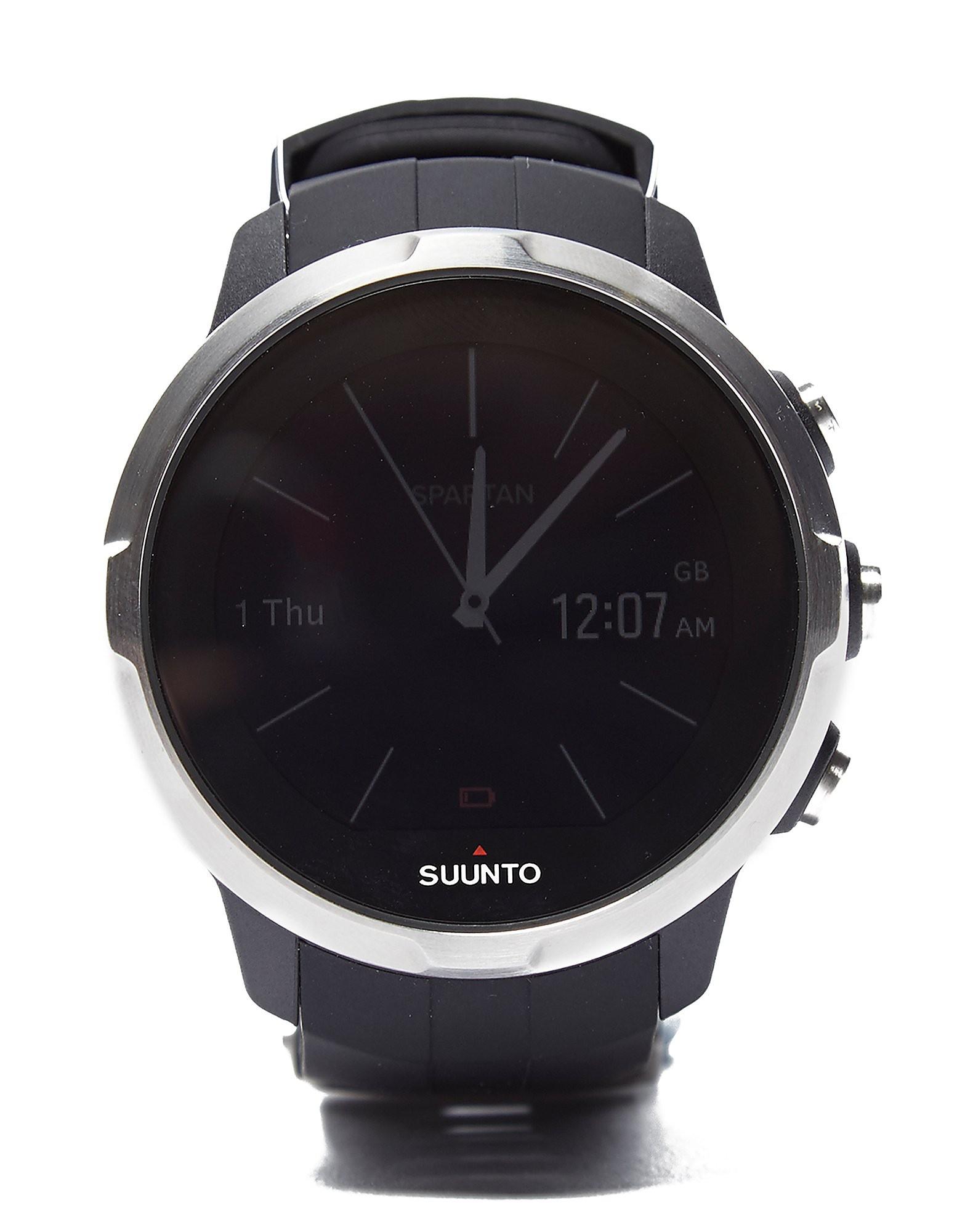 Suunto Spartan Sport Black GPS Watch