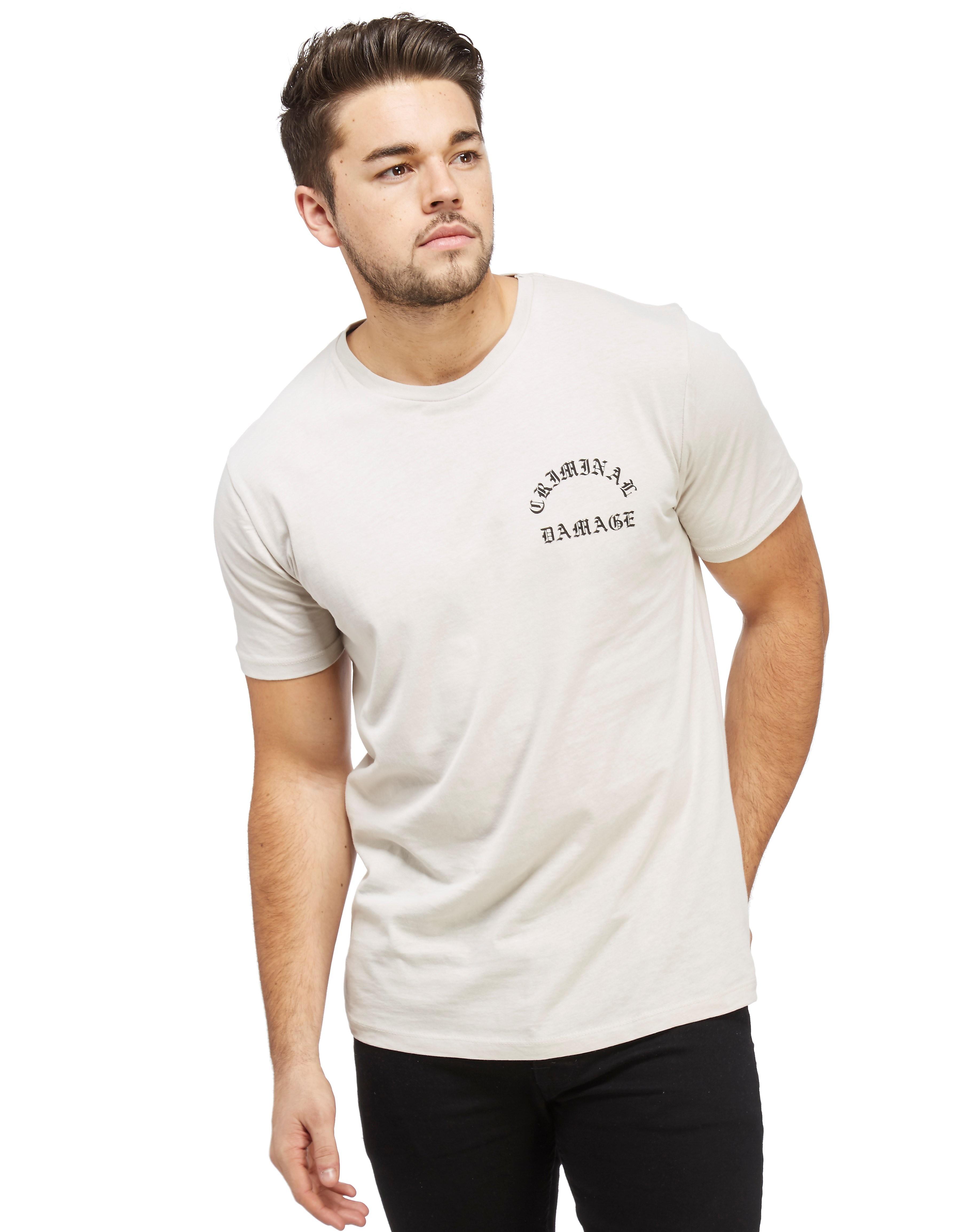Criminal Damage Born T-Shirt
