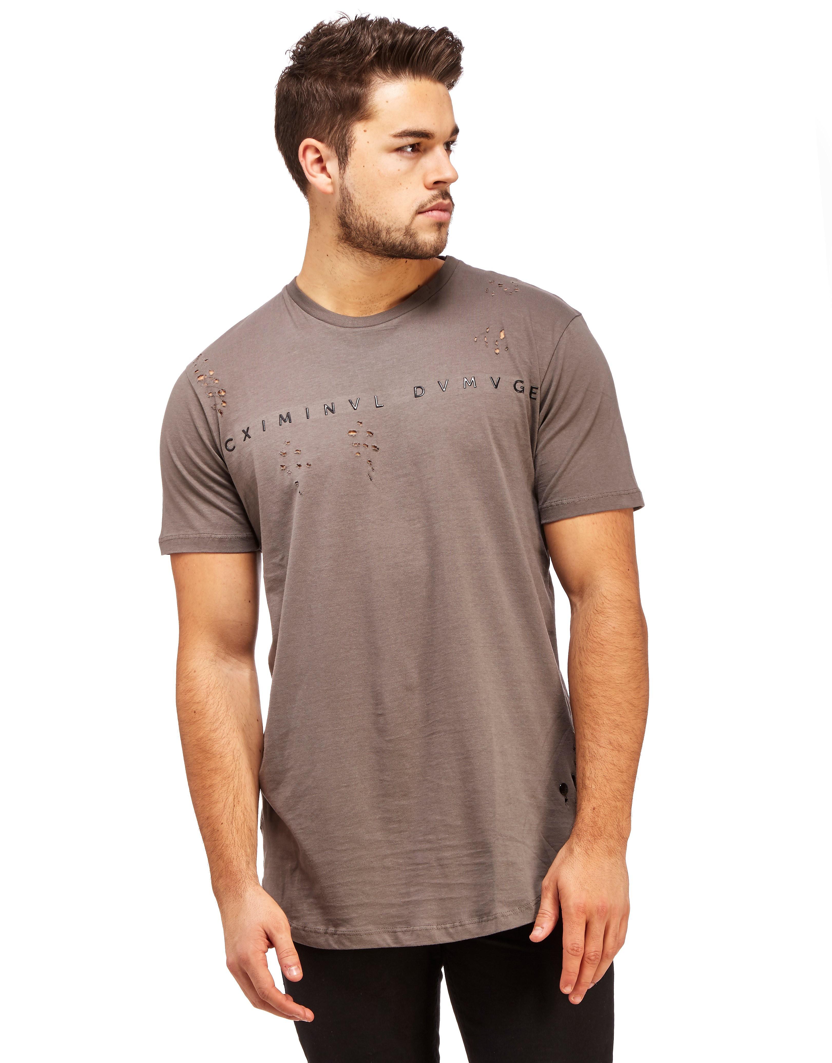 Criminal Damage Shoreditch Rip T-Shirt