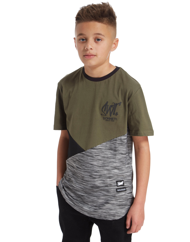 Sonneti Reed Cut & Sew T-Shirt Junior