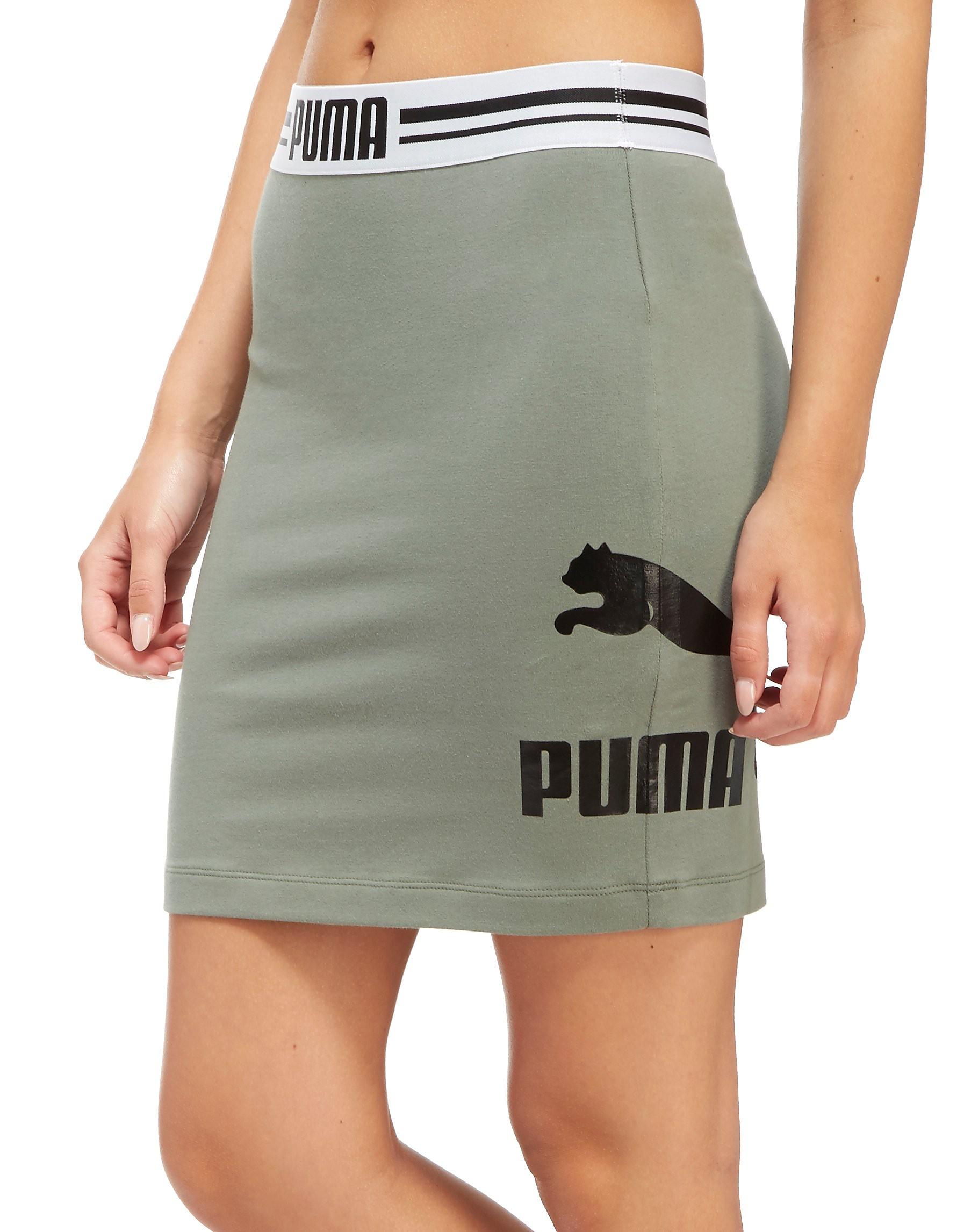 PUMA Jupe Gloss Skirt Femme
