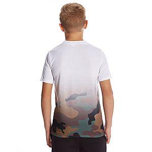 Hype Kids Camo Fade T Shirt