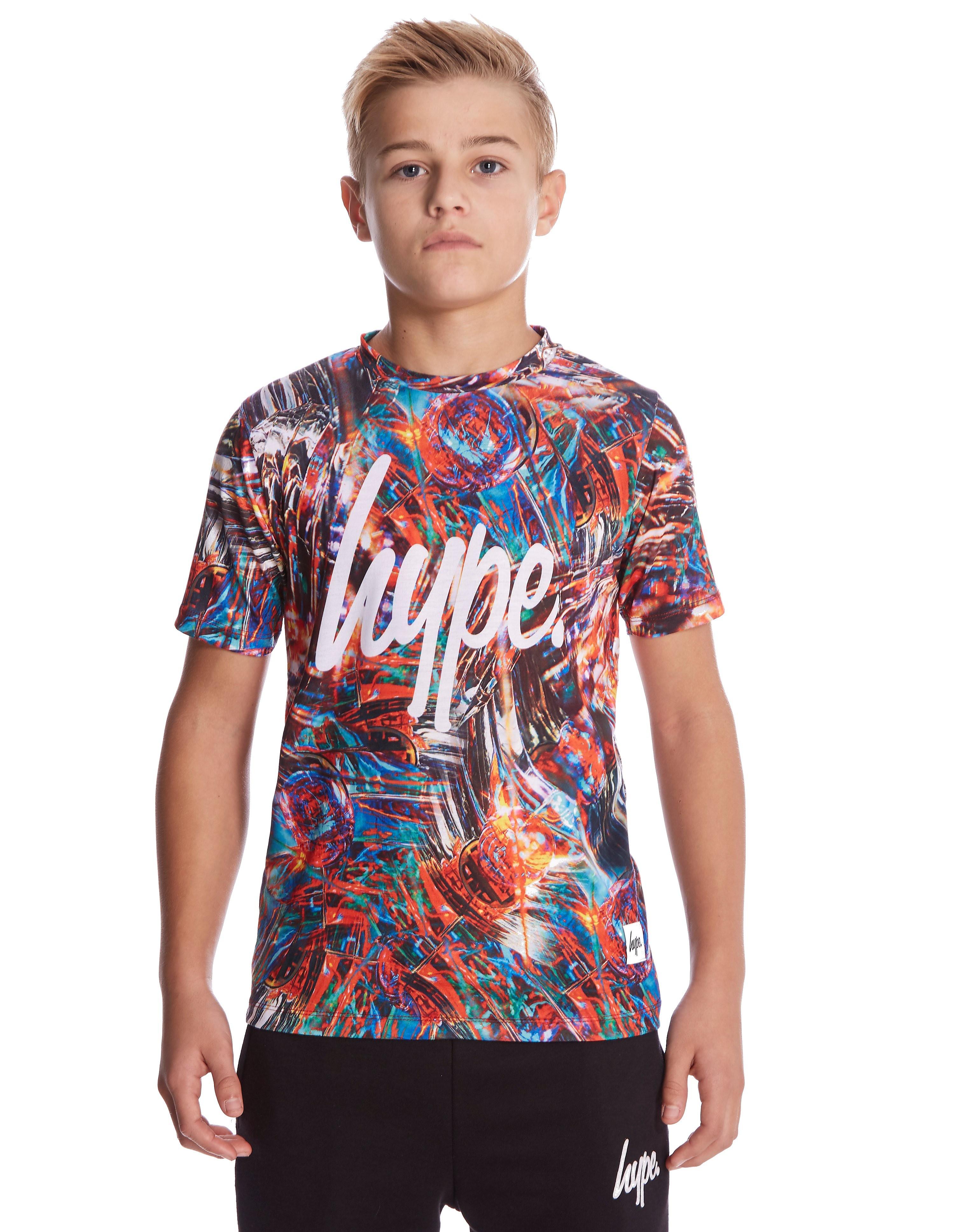 Hype Glasshouse T-Shirt Junior