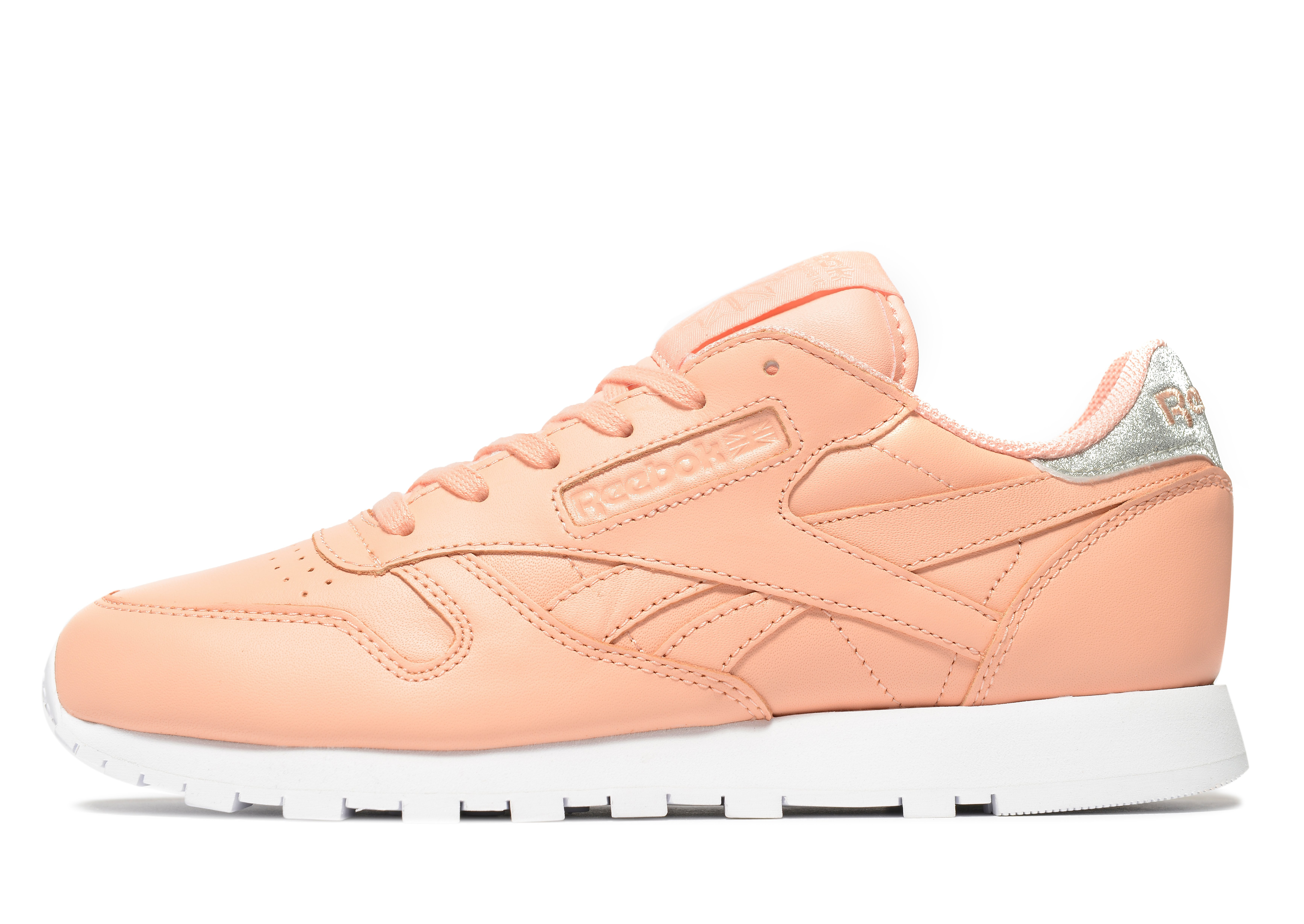 Reebok Classic Leather Glitter Dames Sneakers