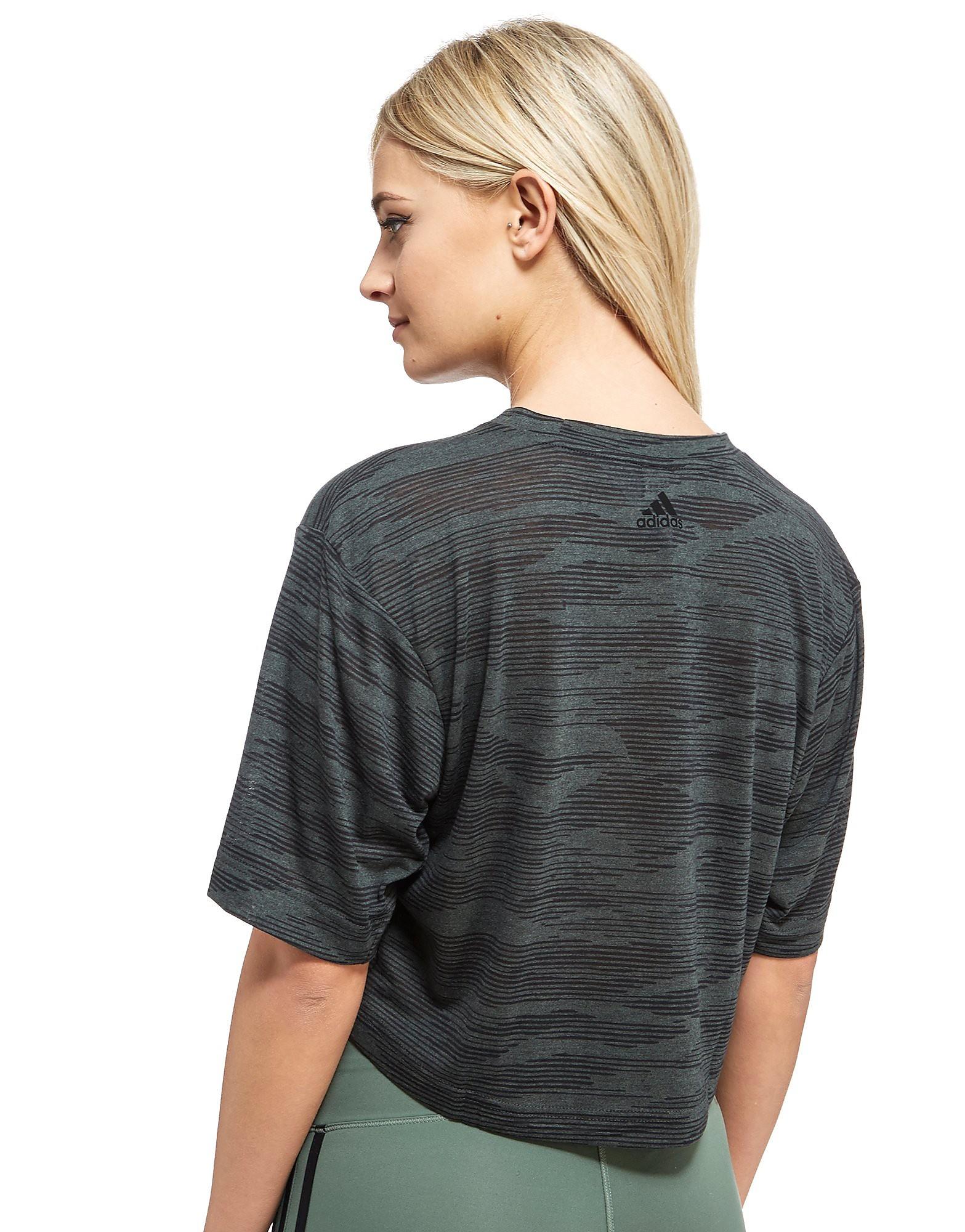 adidas Box Crop T-Shirt