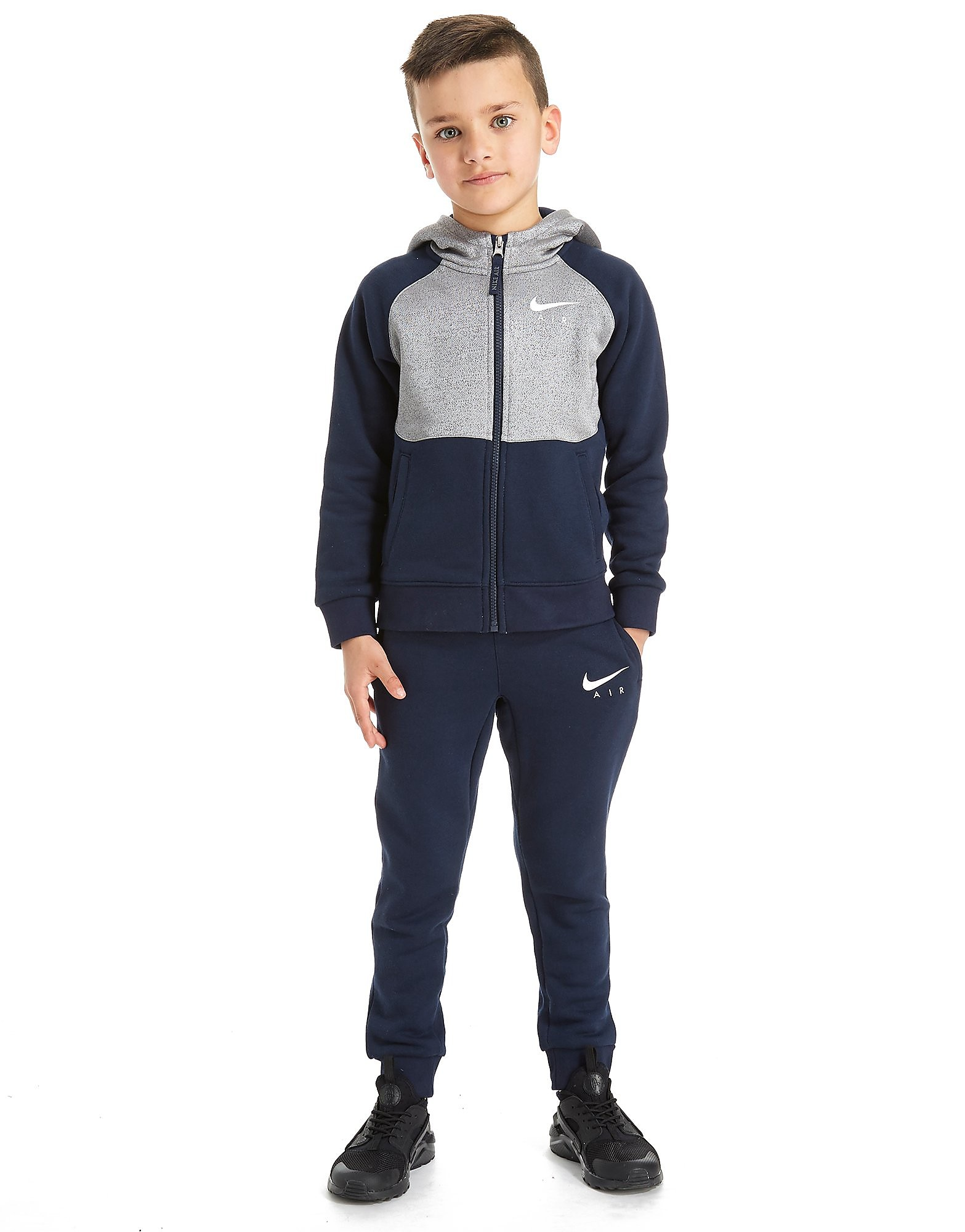 Nike Tuta Air con zip integrale Bambino