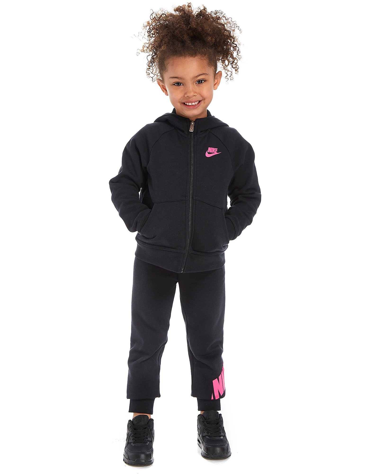Nike Girls' Futura Fleece Suit Children