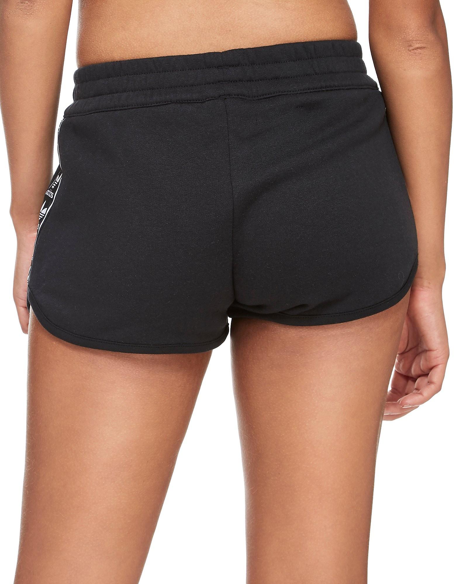 adidas Originals Tape Fleece Shorts