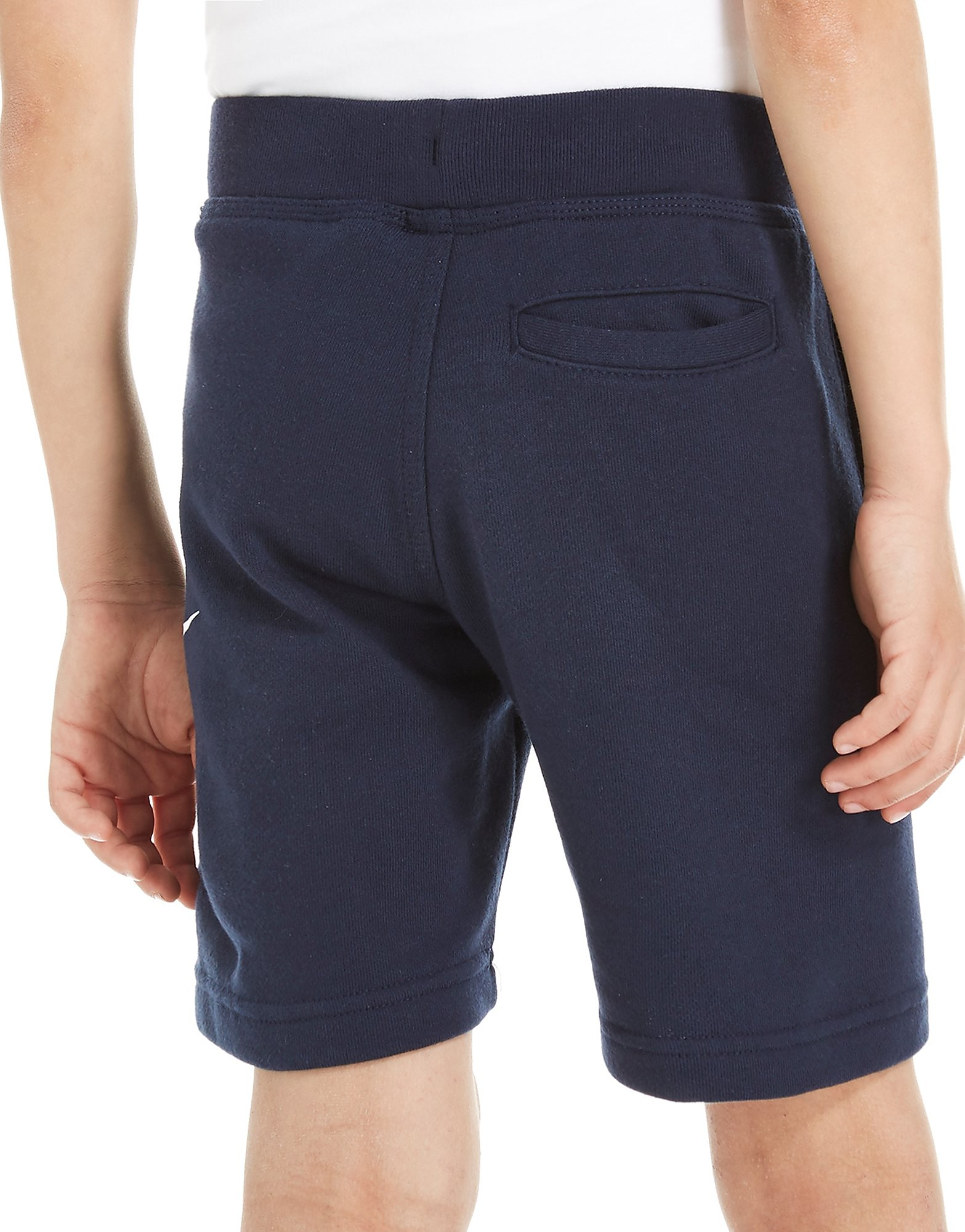 Nike Air Fleece-shorts, barn