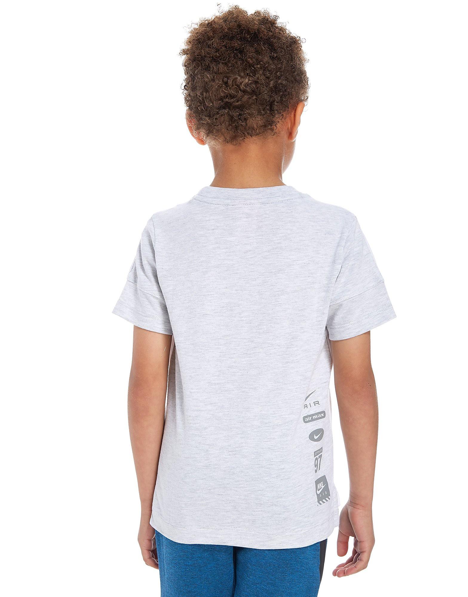 Nike camiseta Air infantil