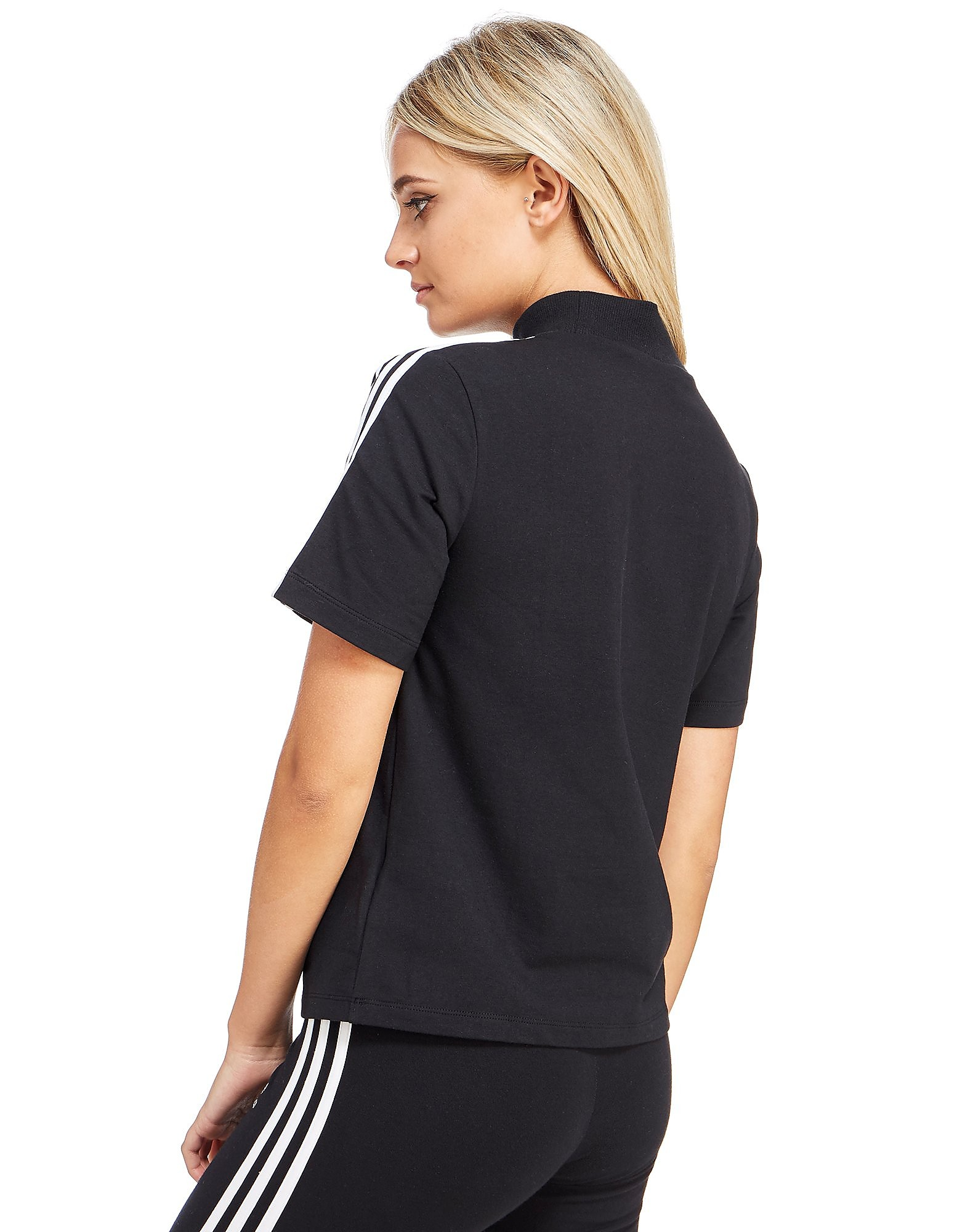 adidas Mock Neck T-shirt